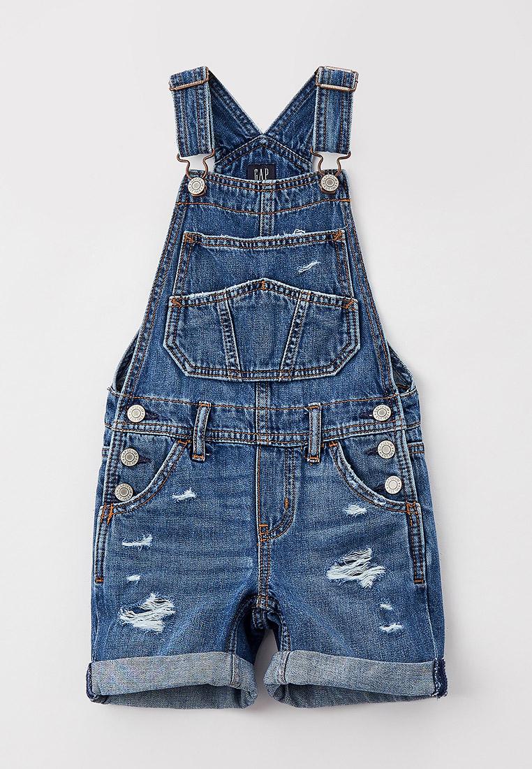 Комбинезон Gap (ГЭП) Комбинезон джинсовый Gap