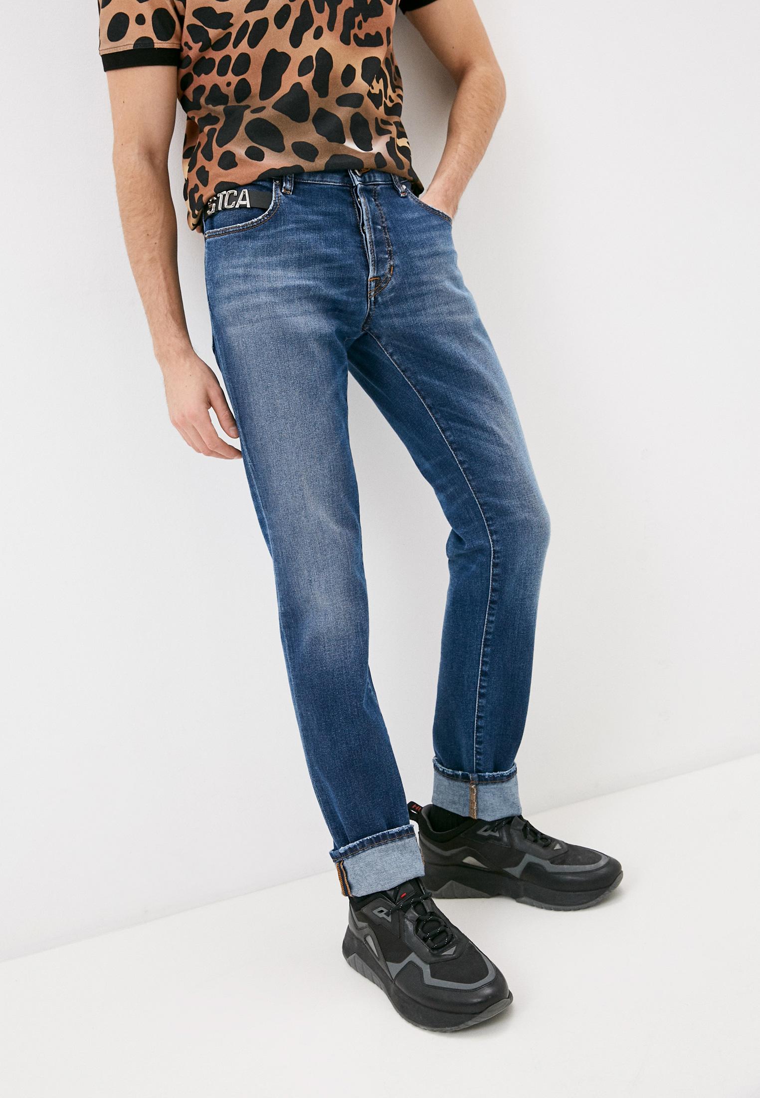 Зауженные джинсы Just Cavalli (Джаст Кавалли) S01LA0141N31882