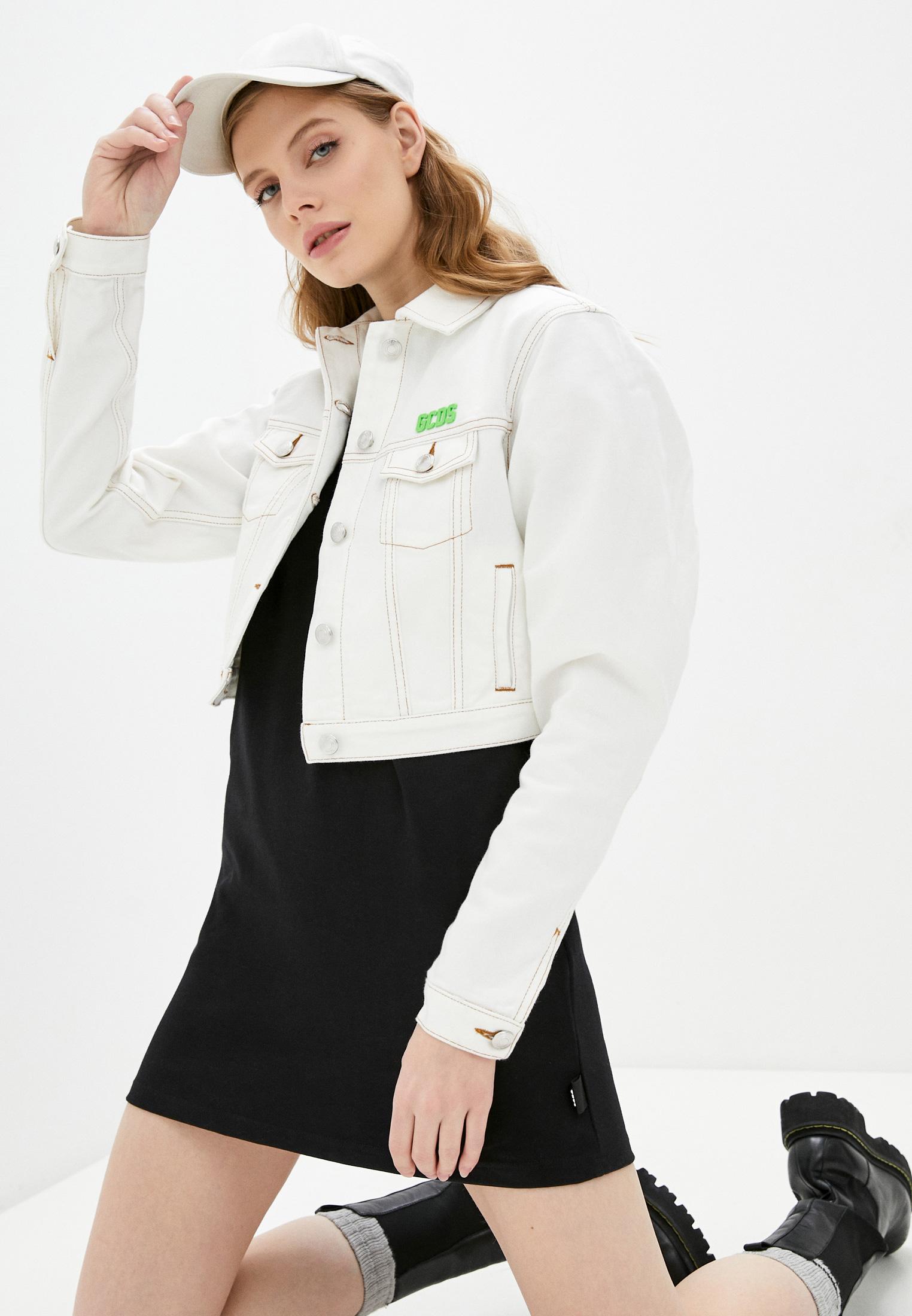 Джинсовая куртка GCDS Куртка джинсовая GCDS