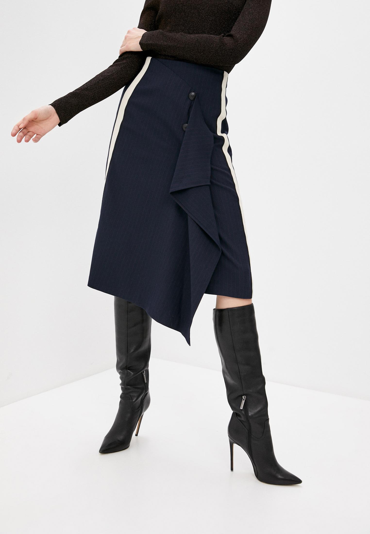 Прямая юбка Maje MFPJU00248