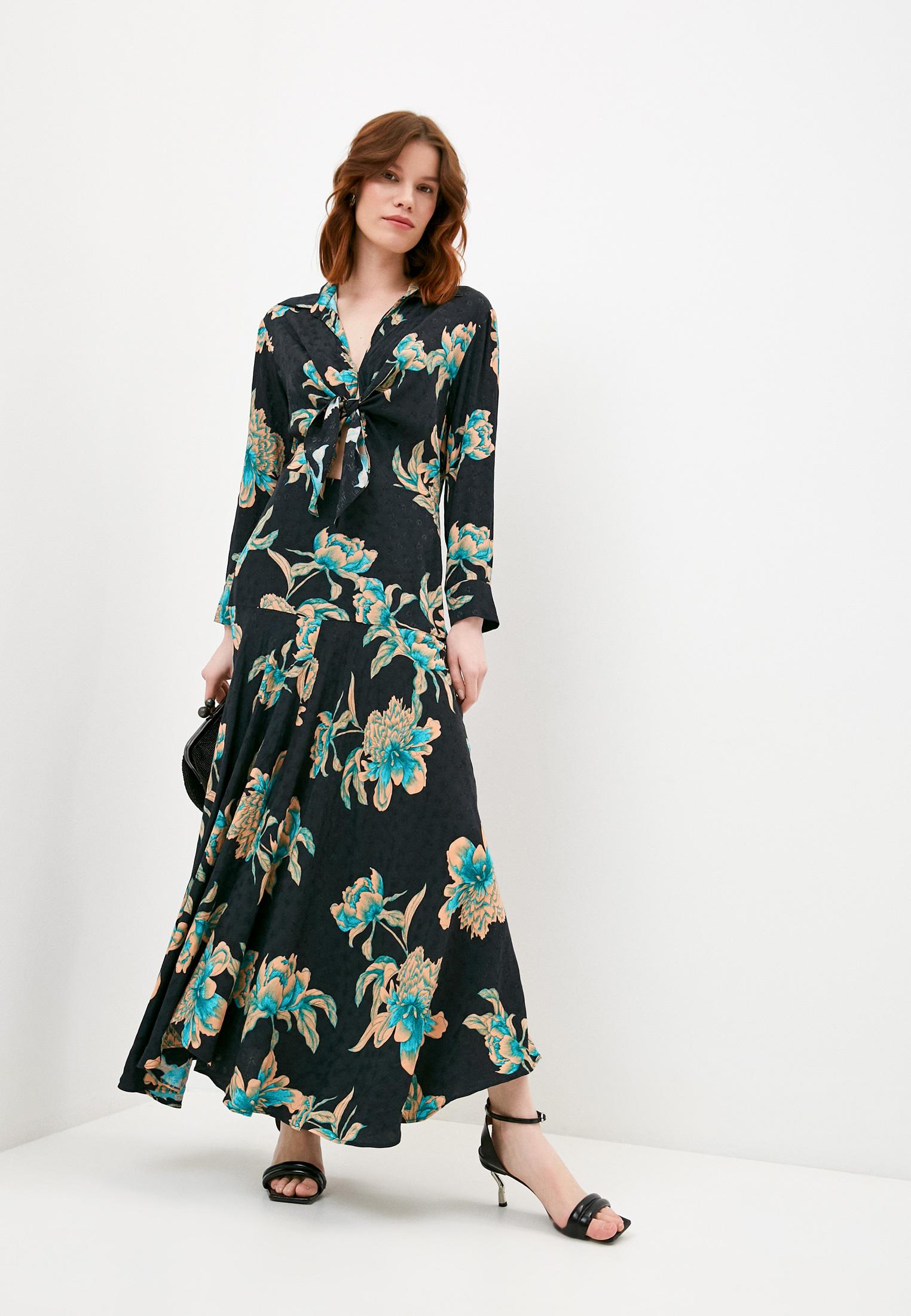 Повседневное платье Sandro SFPRO00554
