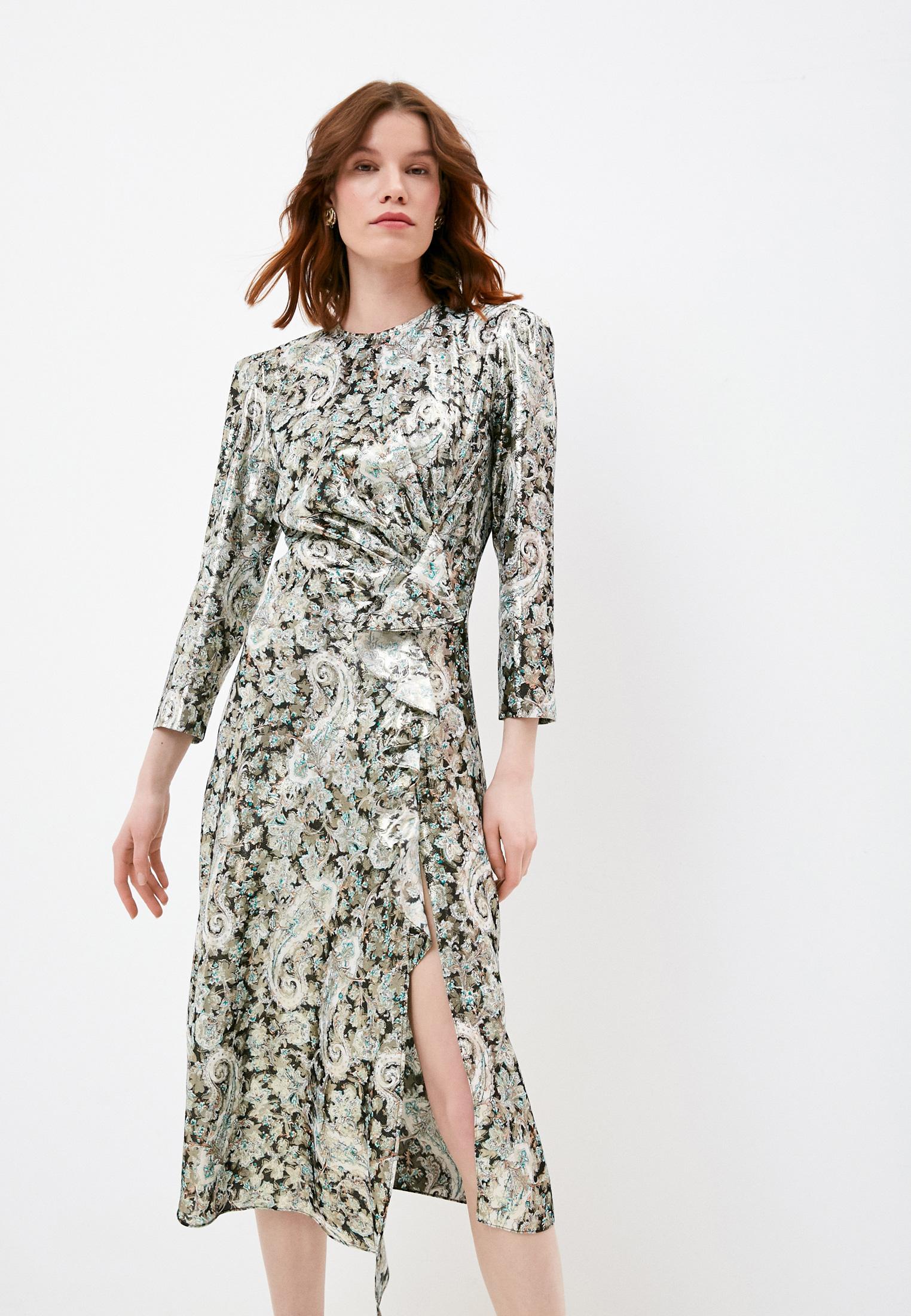 Повседневное платье Sandro SFPRO00720