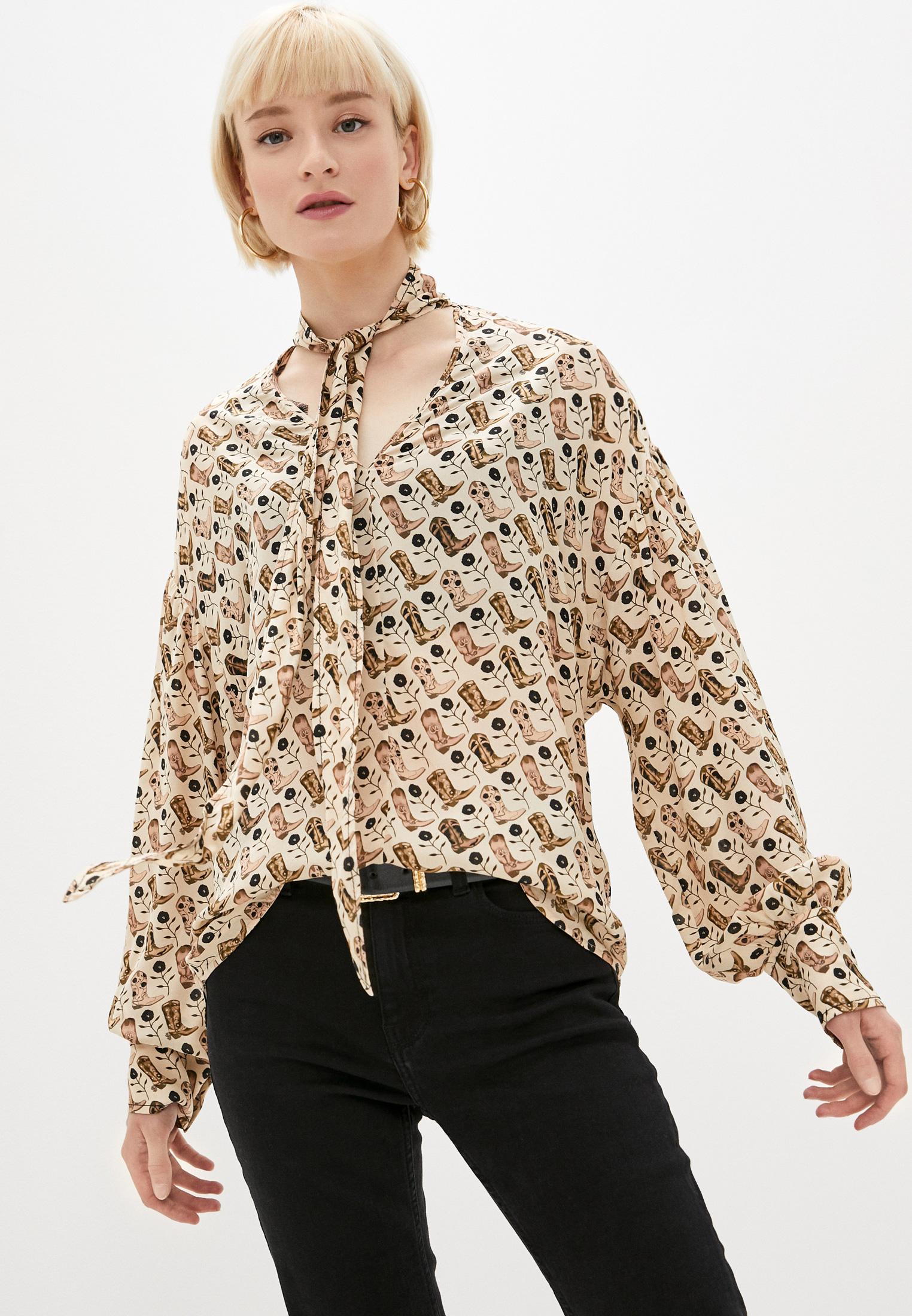 Блуза Sandro SFPTO00230