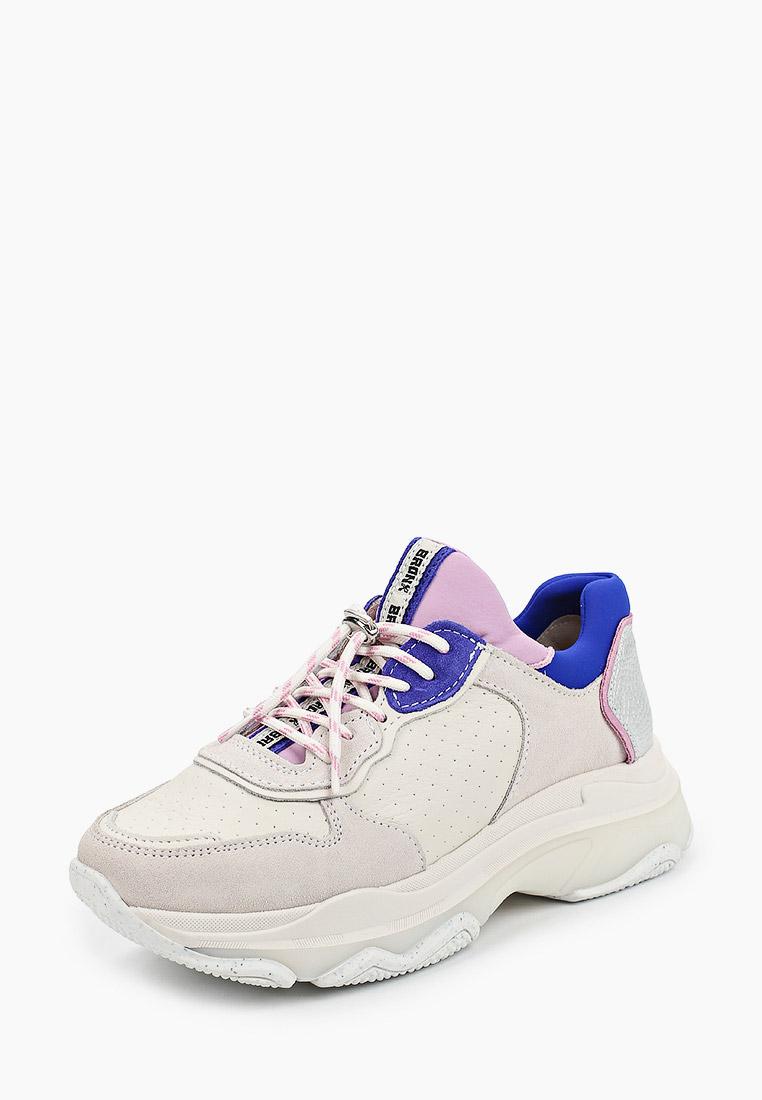 Женские кроссовки Bronx (Бронкс) 66167C-A: изображение 2
