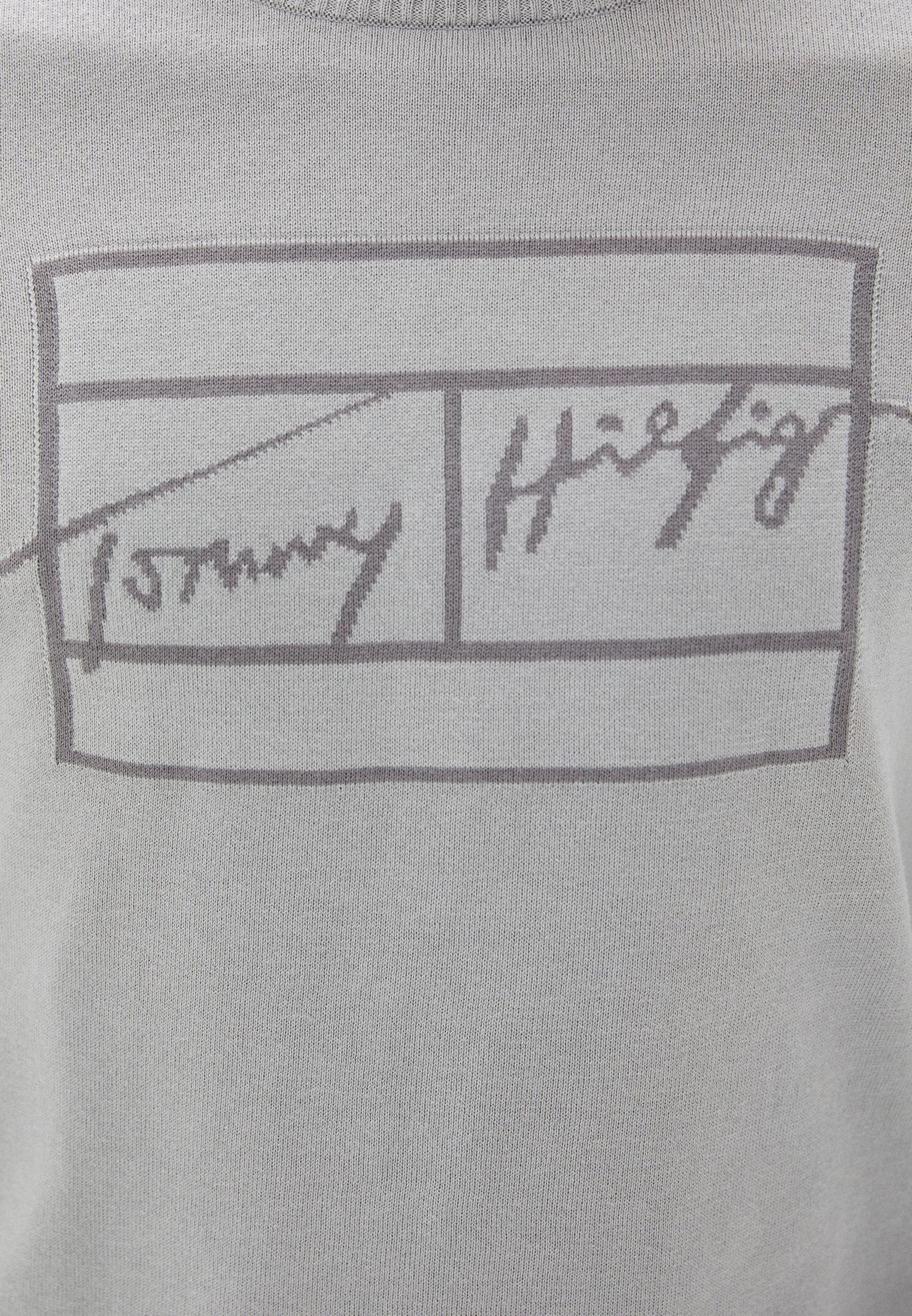 Джемпер Tommy Hilfiger (Томми Хилфигер) MW0MW17828: изображение 4