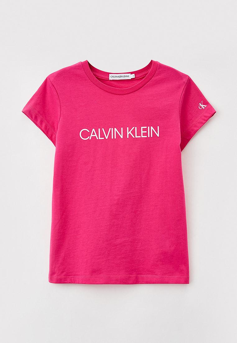 Футболка с коротким рукавом Calvin Klein Jeans IG0IG00380