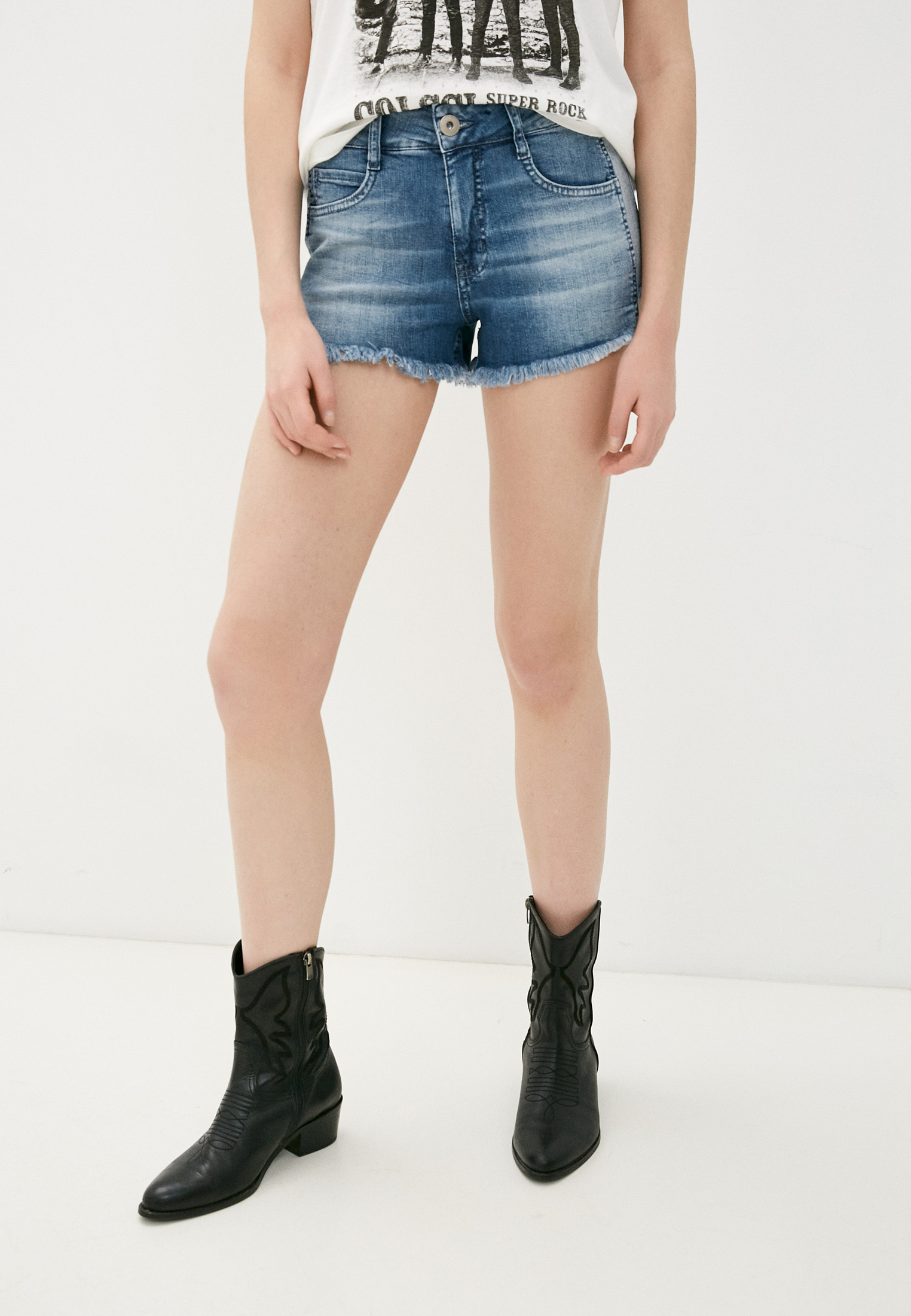 Женские джинсовые шорты Colcci 60103168