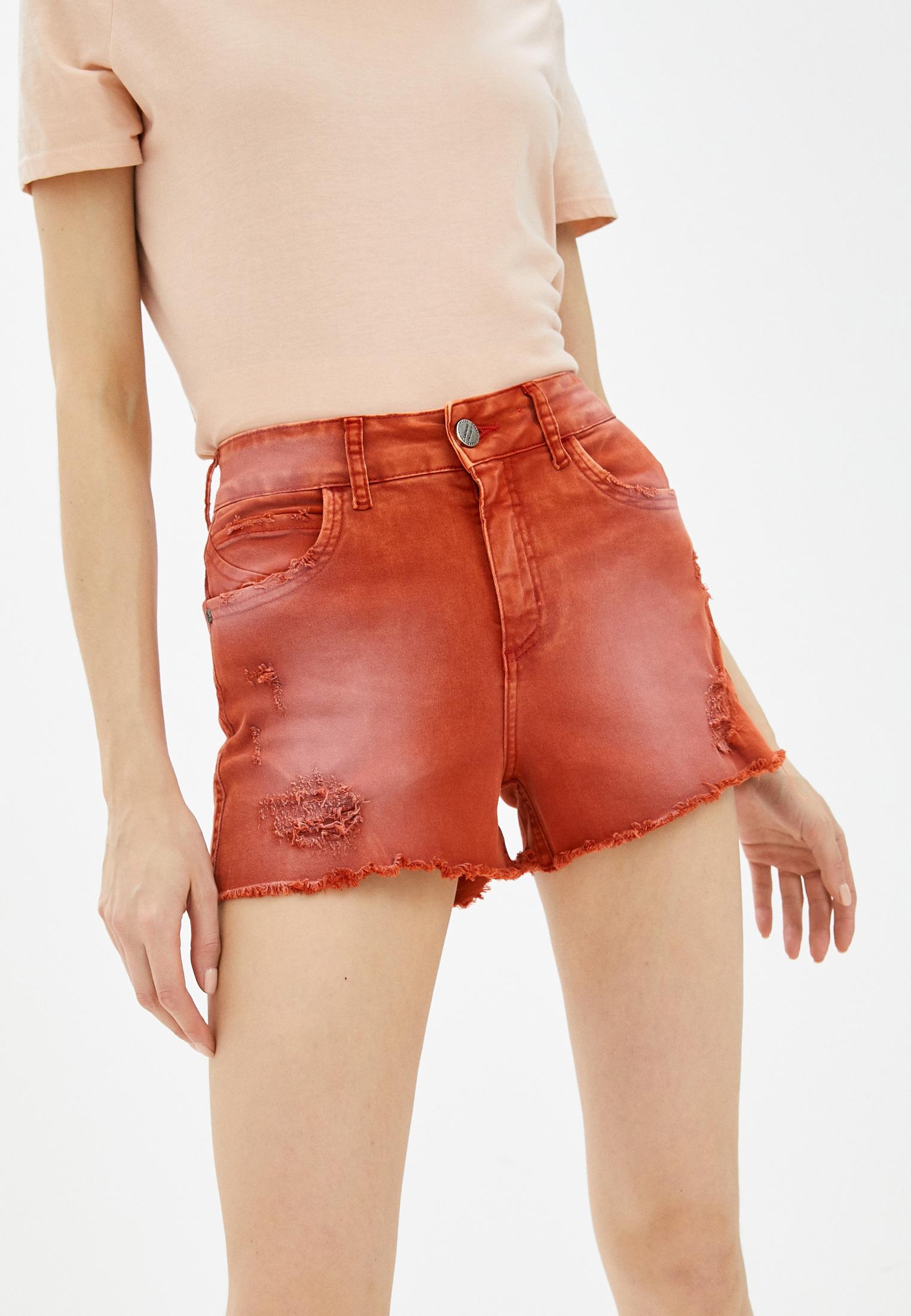 Женские джинсовые шорты Colcci Шорты джинсовые Colcci
