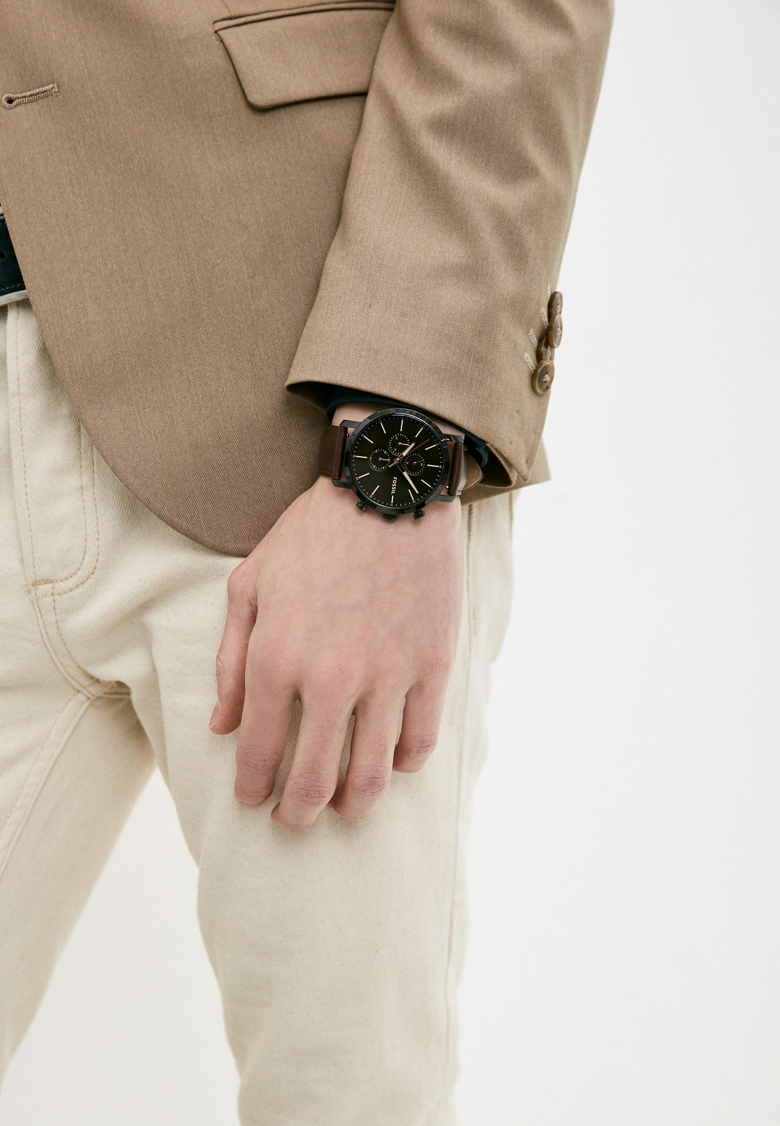 Мужские часы Fossil (Фоссил) BQ2461: изображение 1