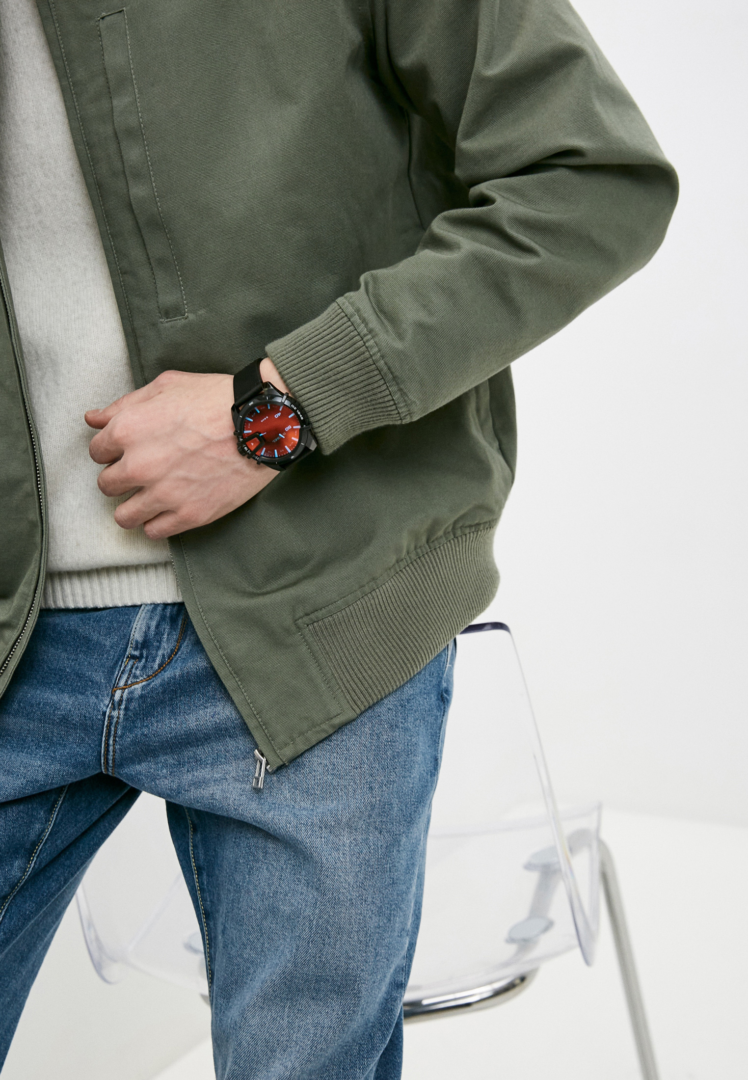 Мужские часы Diesel (Дизель) DZ1948