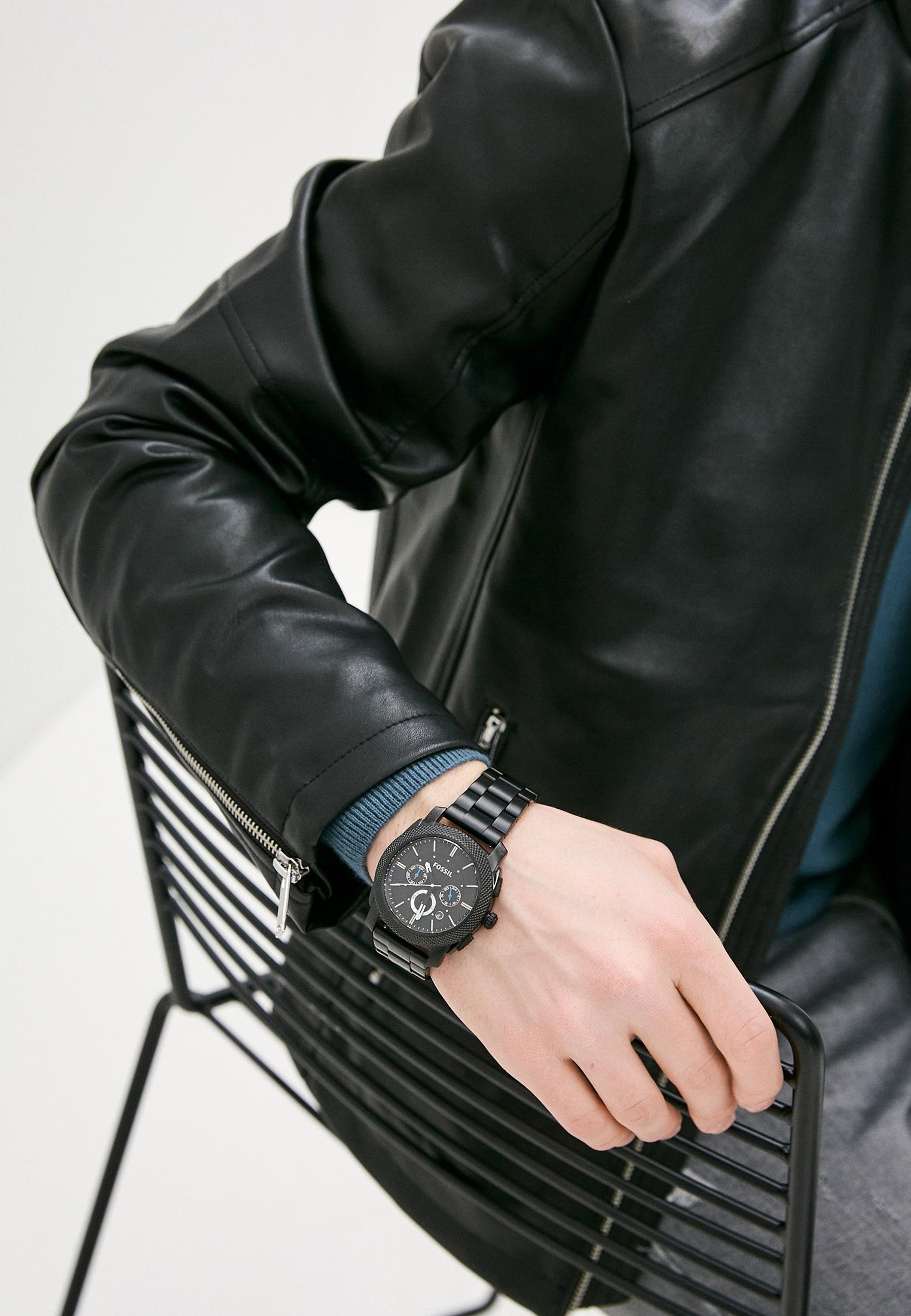 Мужские часы Fossil (Фоссил) FS4552IE