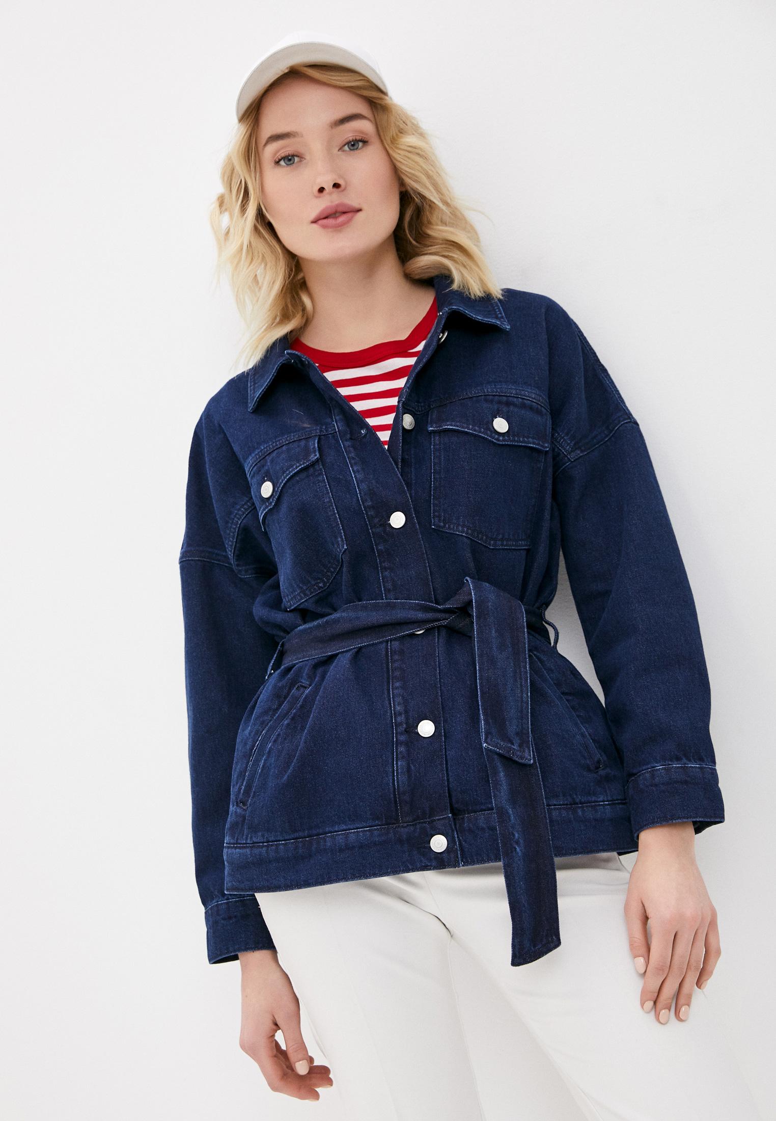 Джинсовая куртка Gant (Гант) 4700156