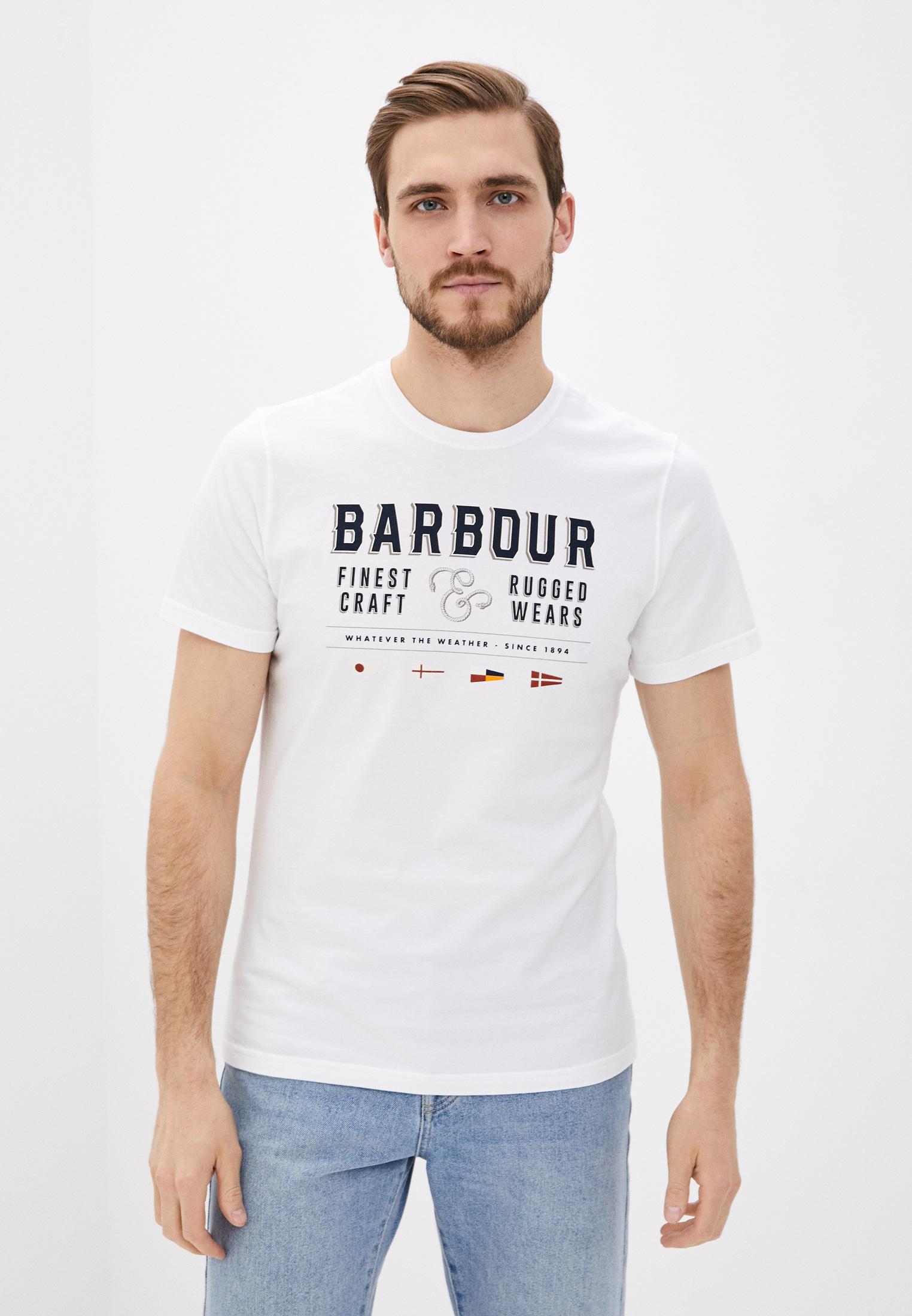 Футболка с коротким рукавом Barbour (Барбур) MTS0820