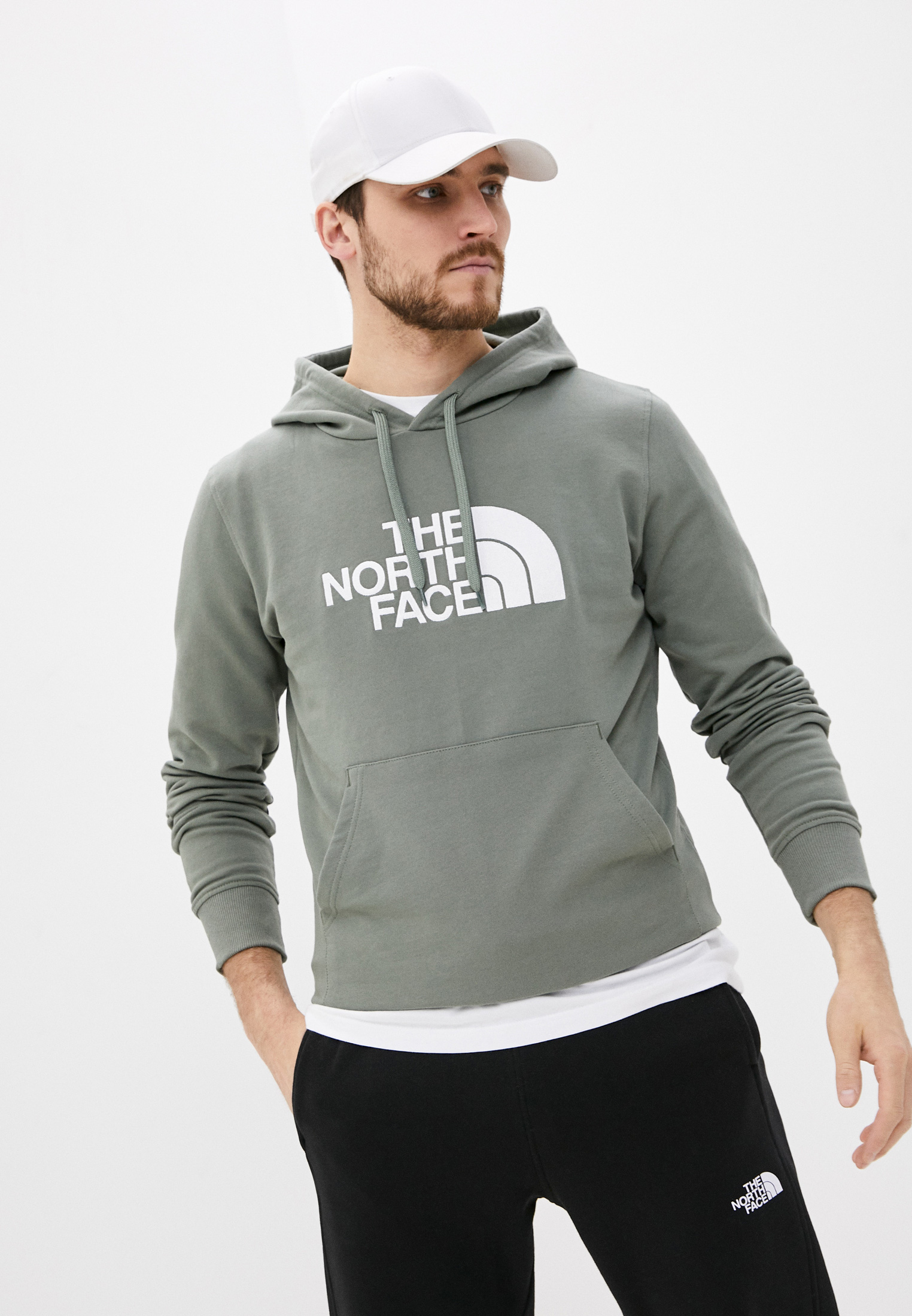 Толстовка The North Face (Норт Фейс) T0A0TE