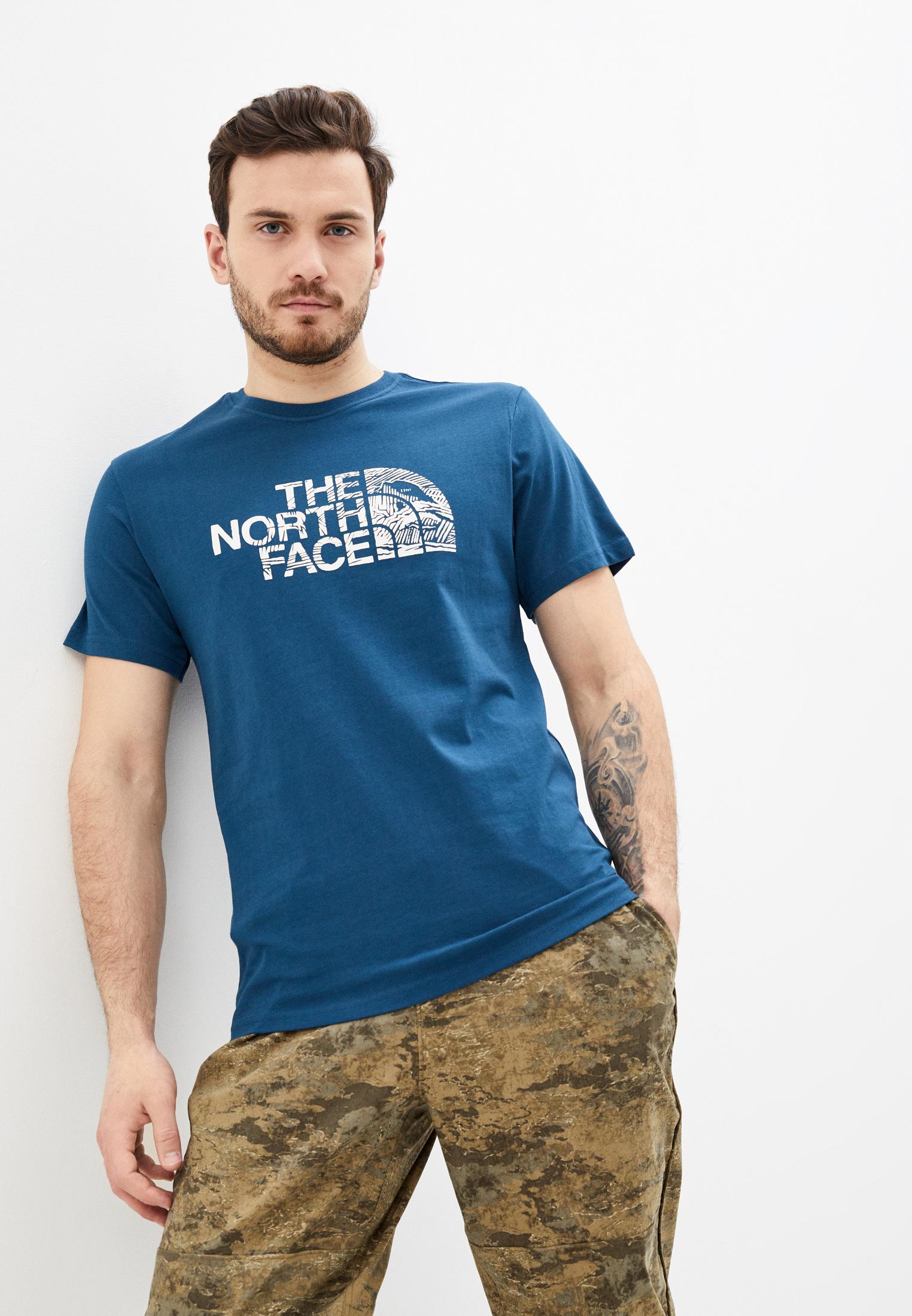 Футболка The North Face (Норт Фейс) Футболка The North Face