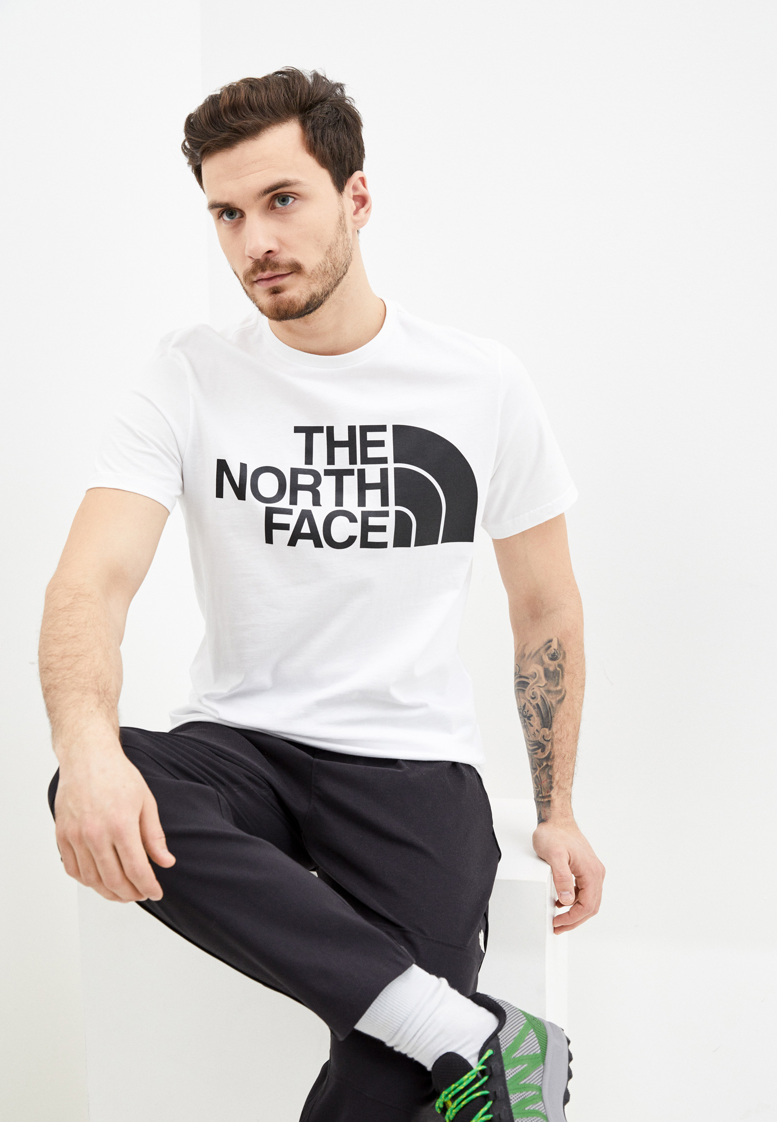 Толстовка The North Face (Норт Фейс) TA4M7