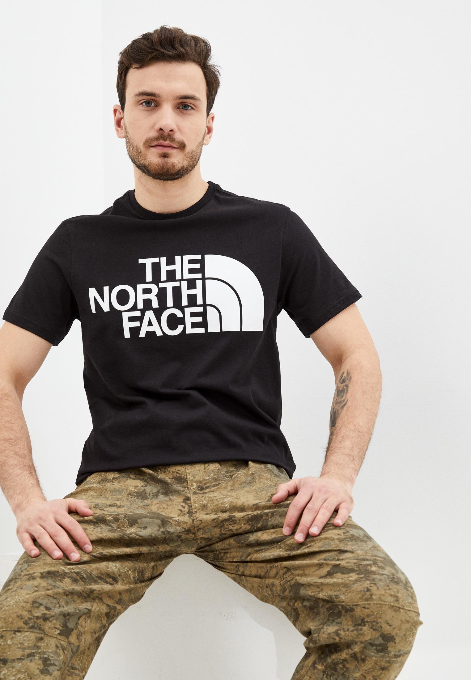 Футболка The North Face (Норт Фейс) TA4M7X