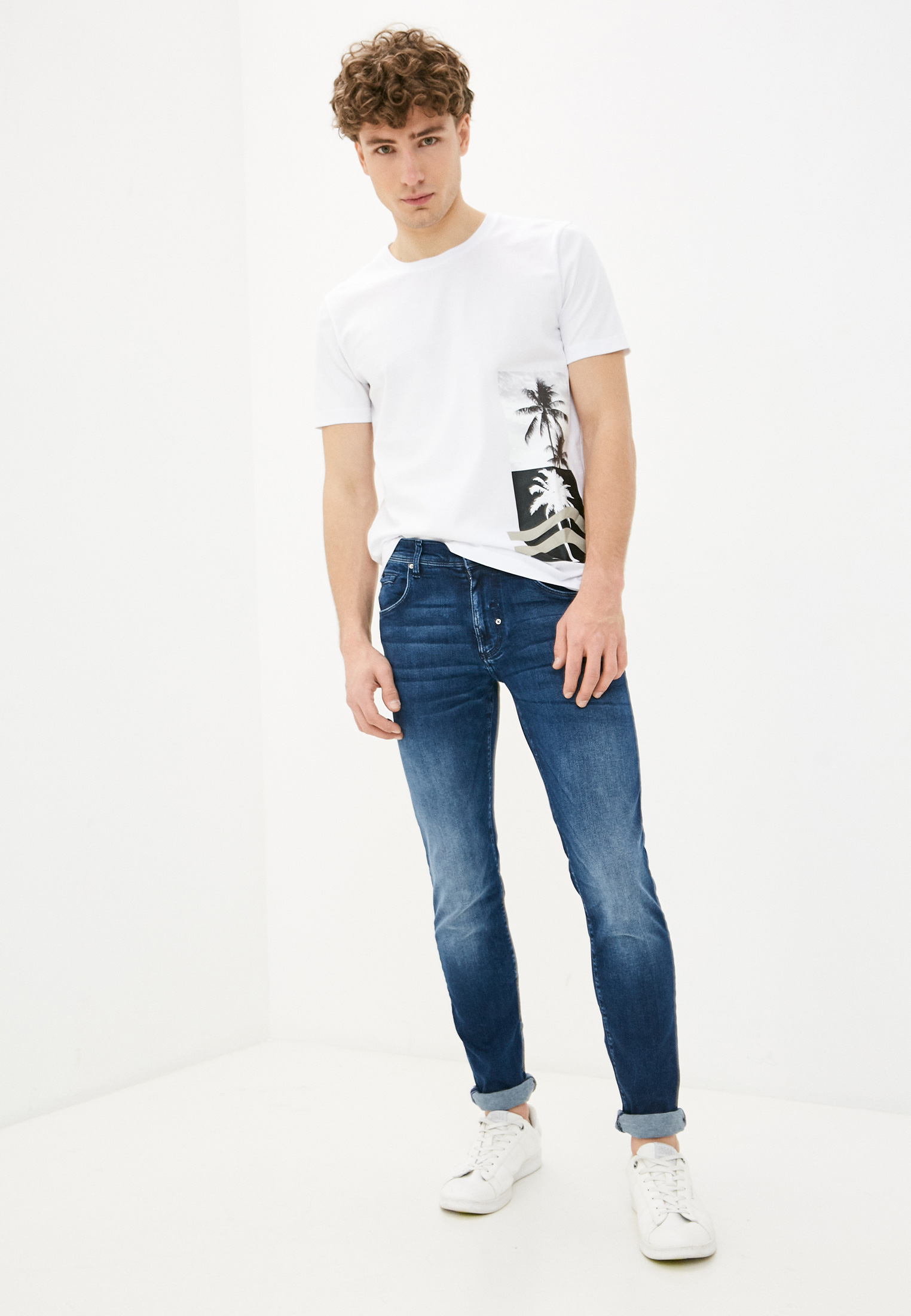 Зауженные джинсы Antony Morato MMDT00235/FA750259/W01338