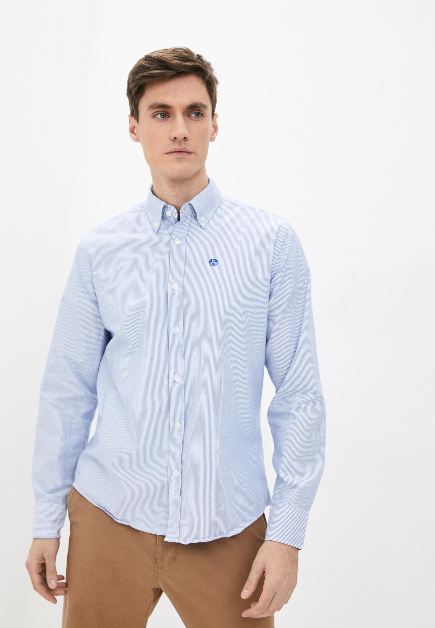 Рубашка с длинным рукавом North Sails 663579
