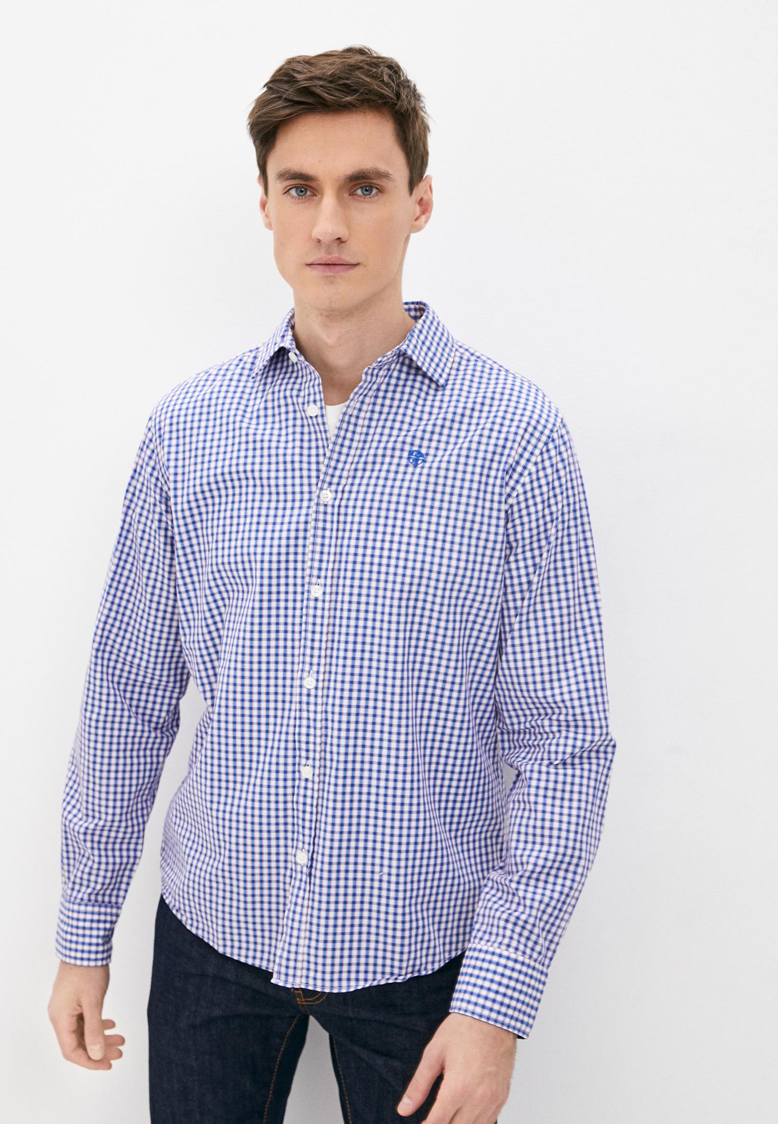 Рубашка с длинным рукавом North Sails 663584
