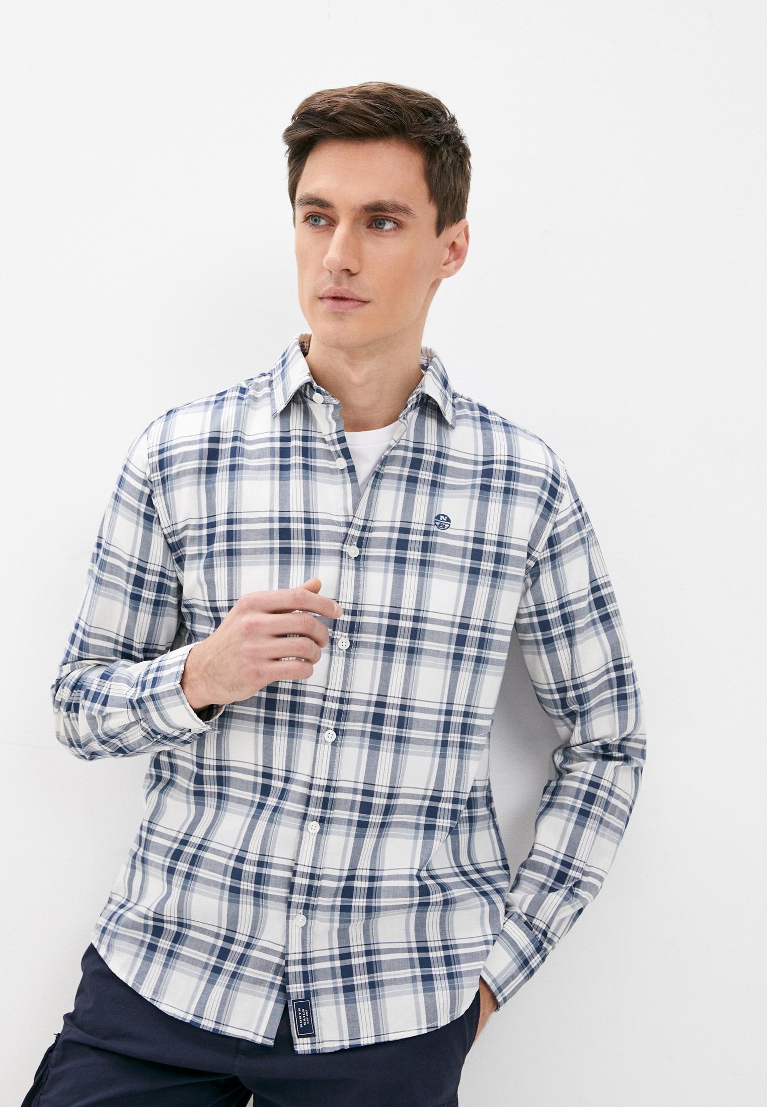 Рубашка с длинным рукавом North Sails 663598