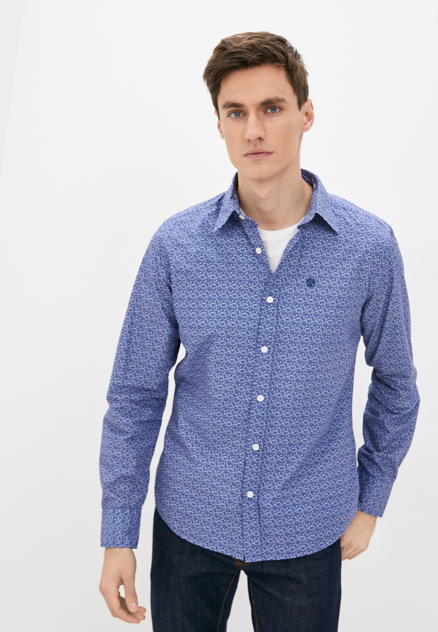Рубашка с длинным рукавом North Sails 664010