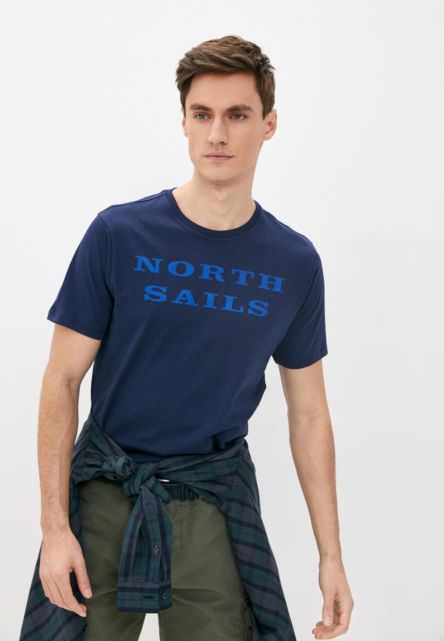 Футболка с коротким рукавом North Sails 692690