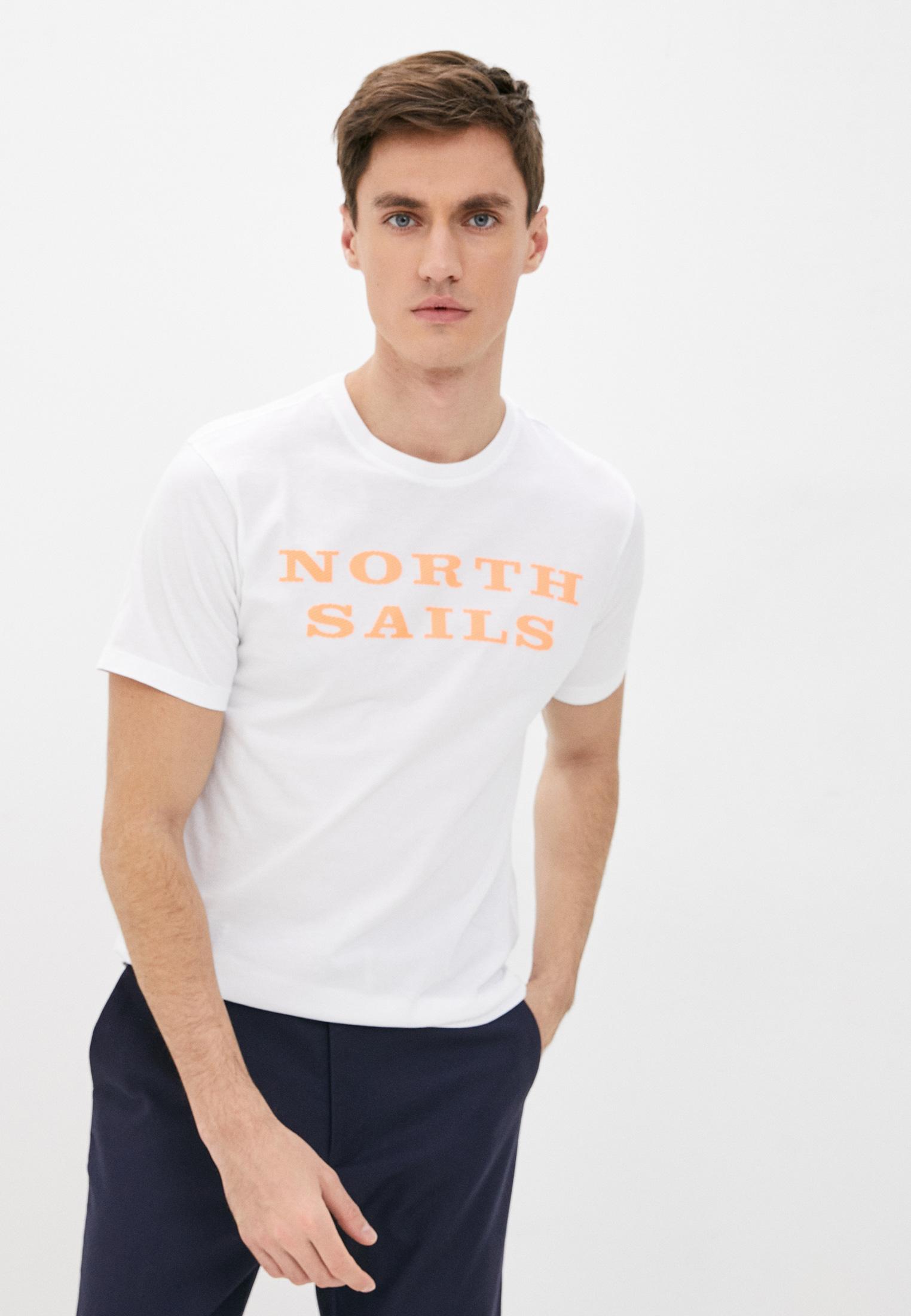 Футболка с коротким рукавом North Sails 692695