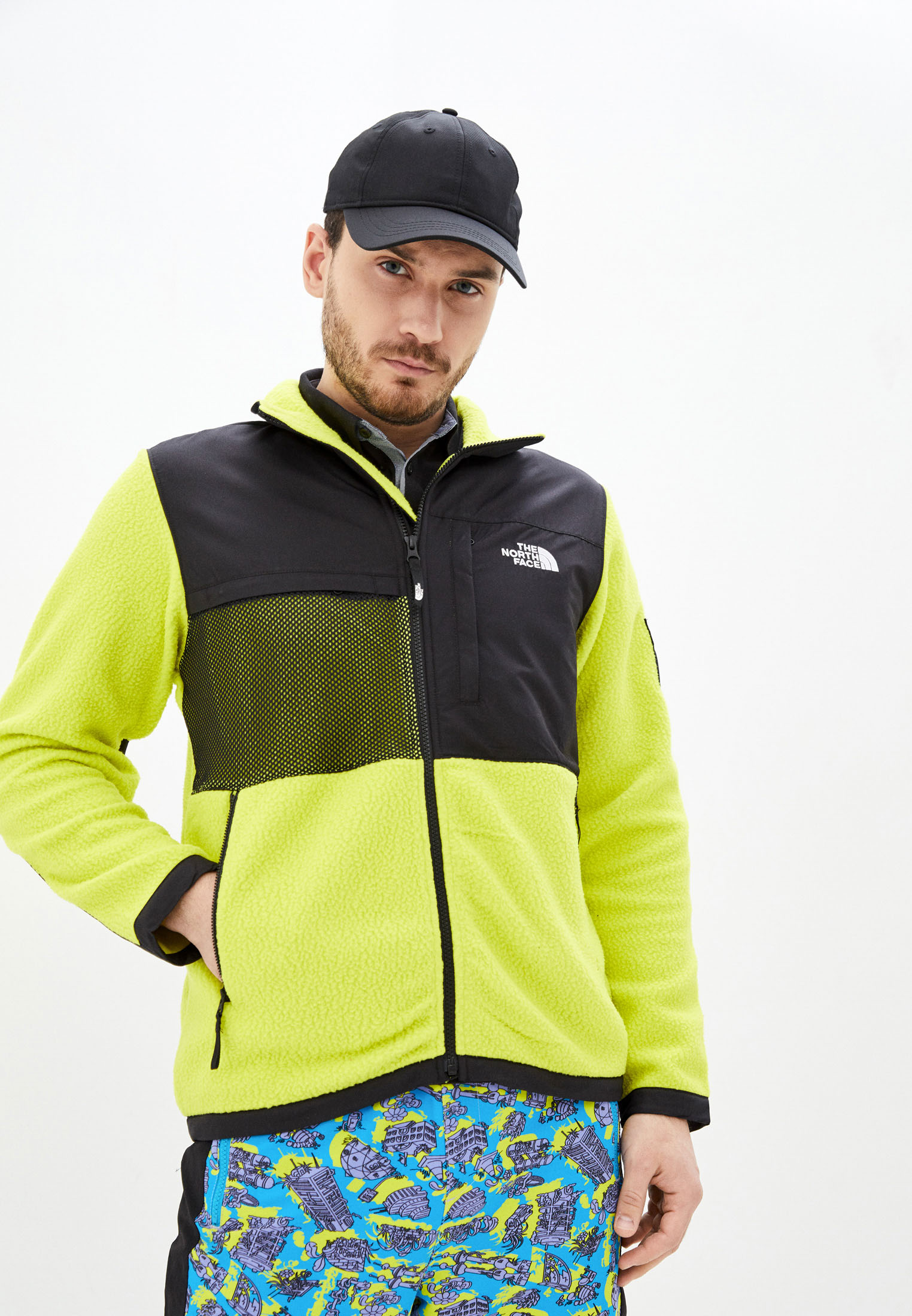 Мужская верхняя одежда The North Face (Норт Фейс) TA557A