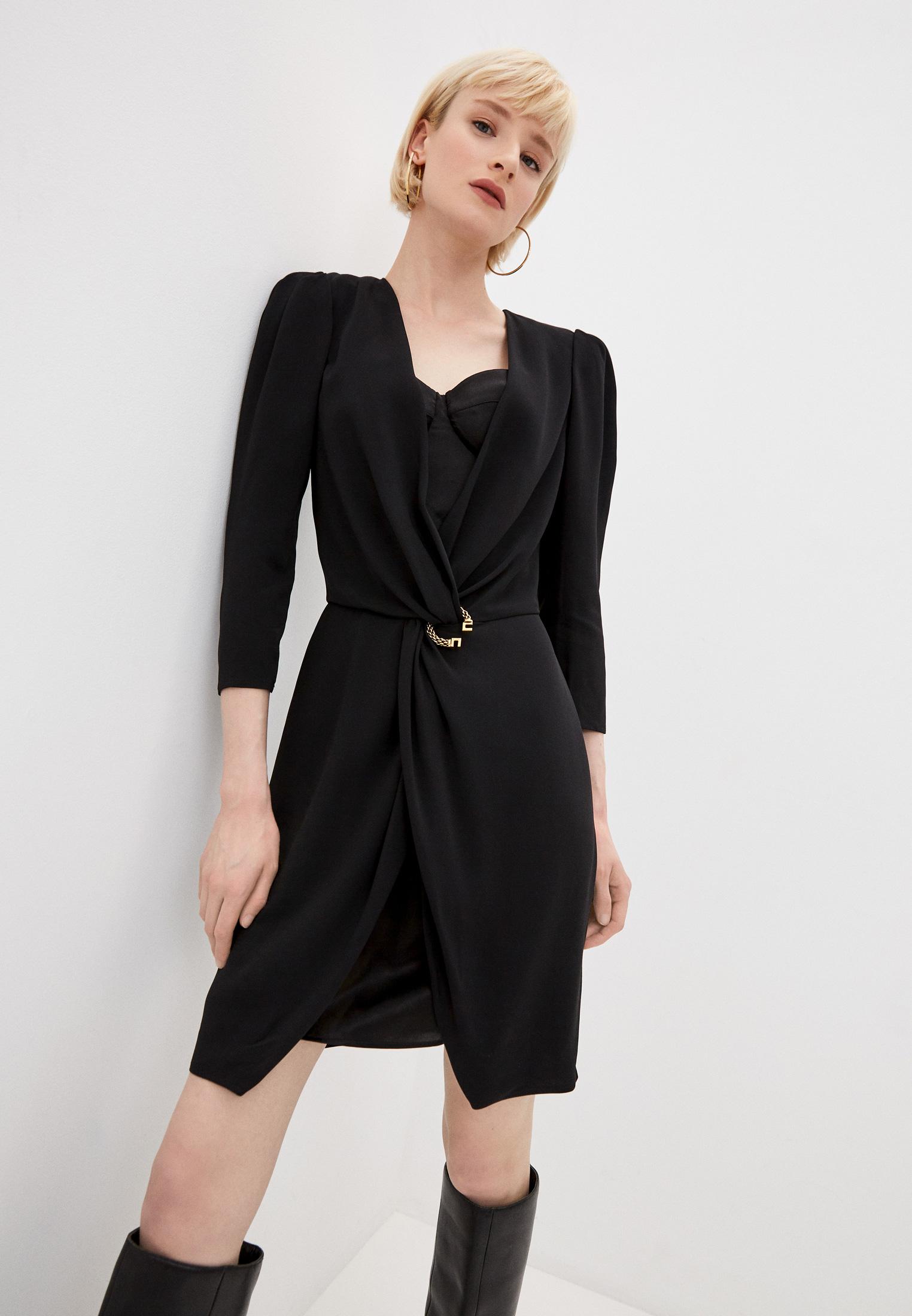 Вечернее / коктейльное платье Elisabetta Franchi AB98711E2