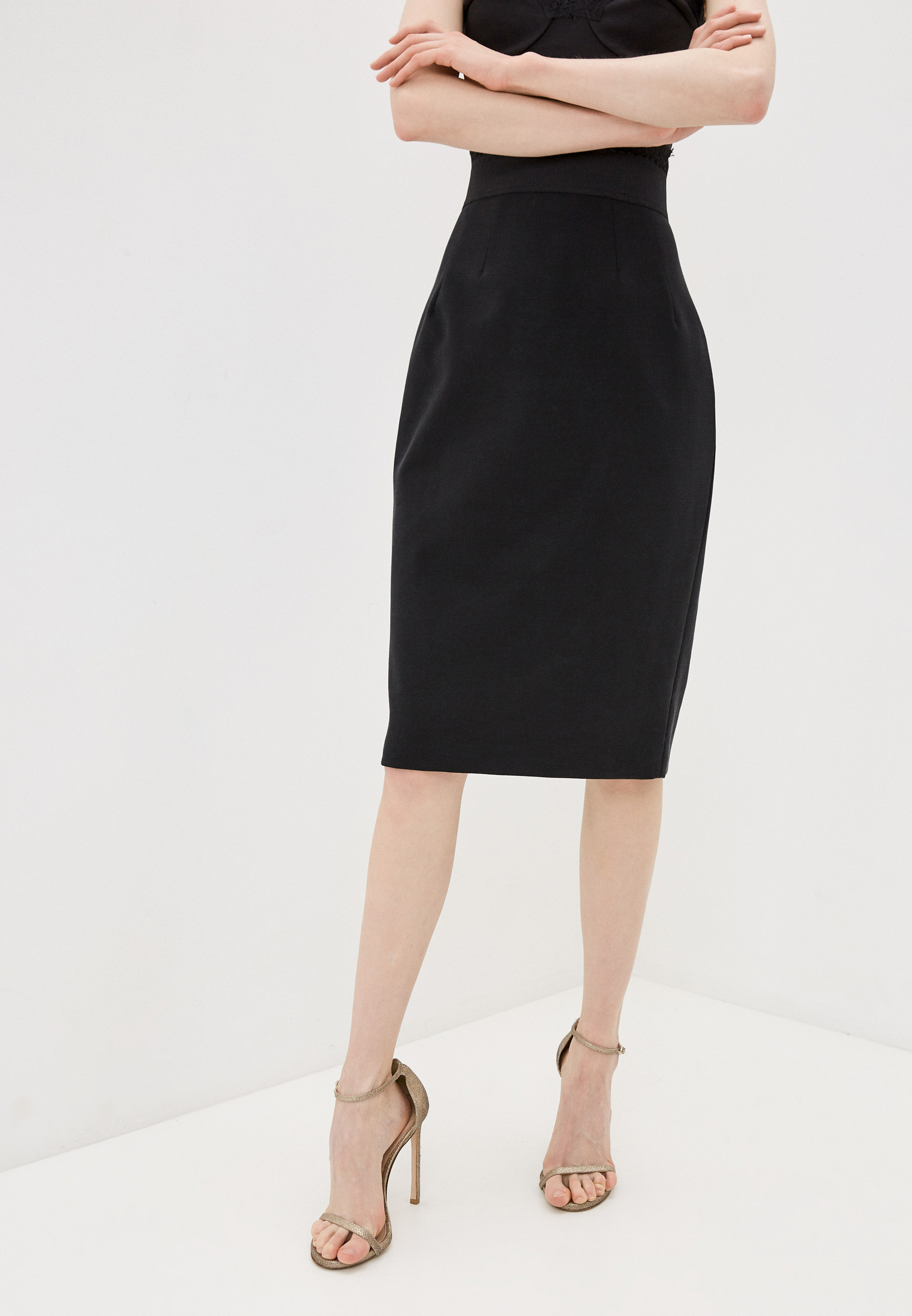 Узкая юбка Elisabetta Franchi GO41811E2