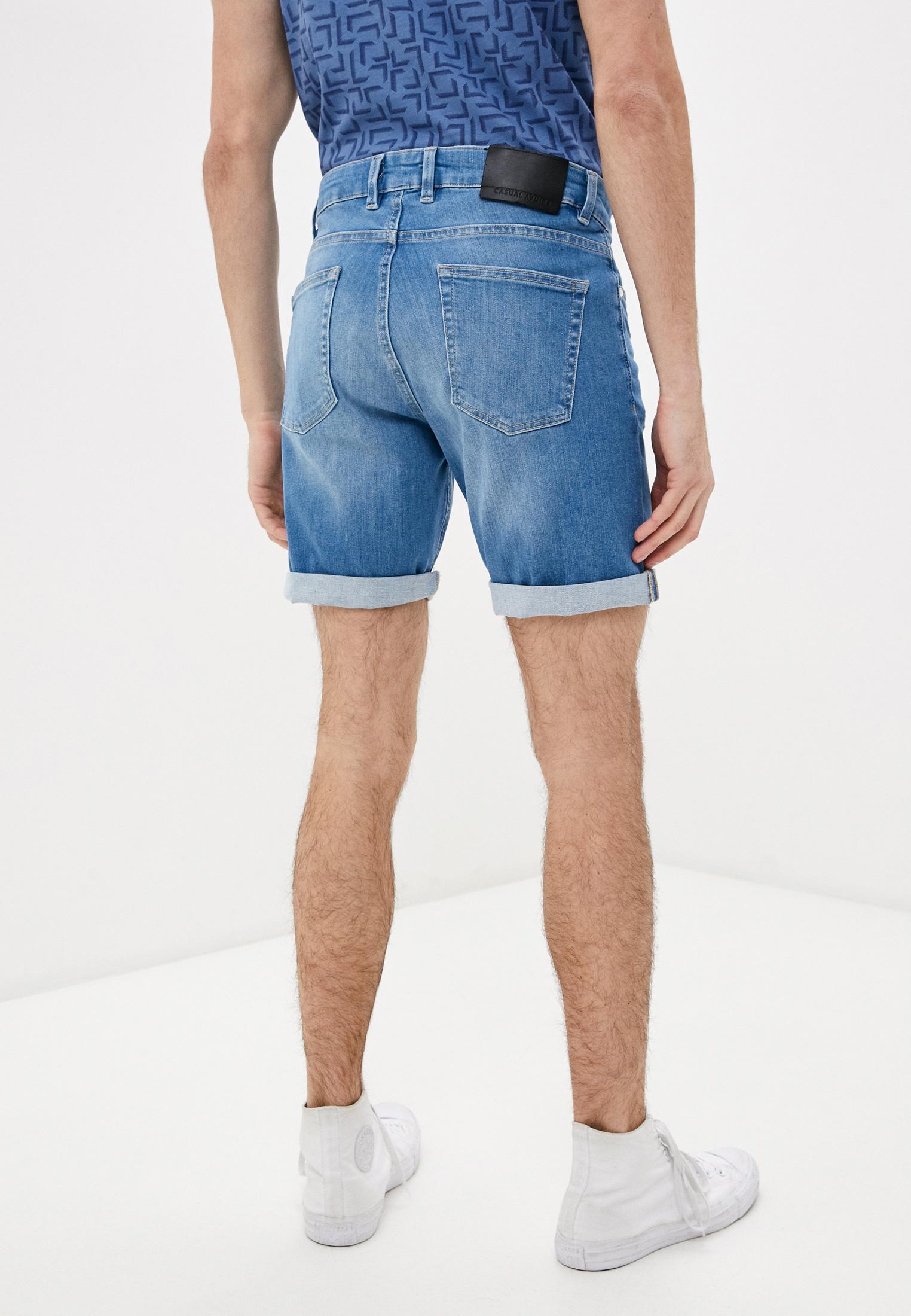 Мужские джинсовые шорты Casual Friday by Blend 20503907: изображение 3