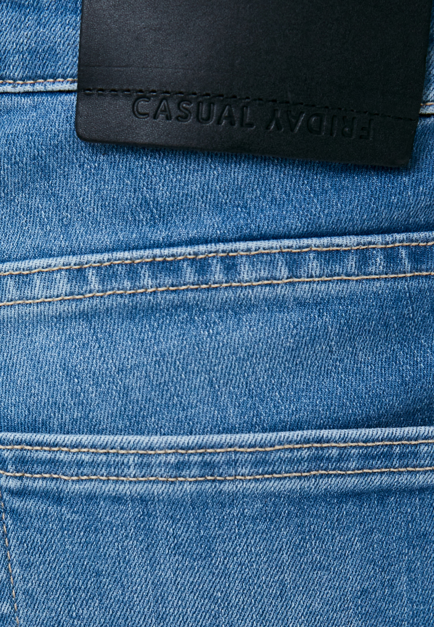 Мужские джинсовые шорты Casual Friday by Blend 20503907: изображение 4