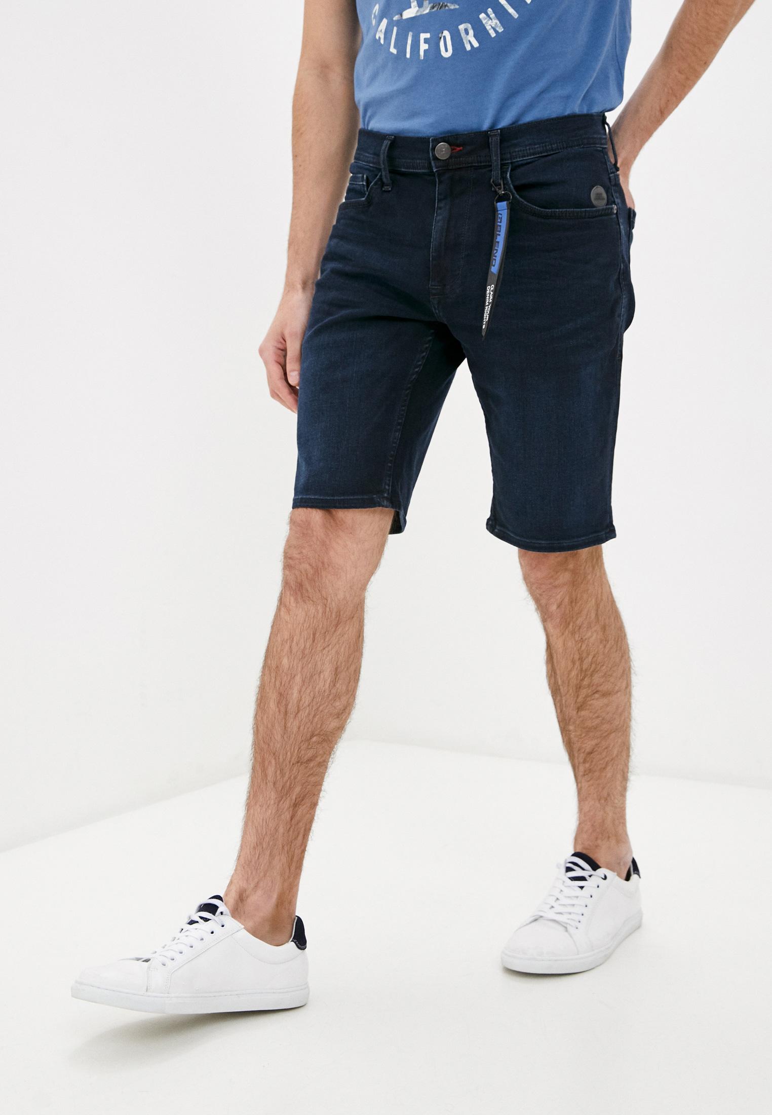 Мужские джинсовые шорты Blend (Бленд) Шорты джинсовые Blend