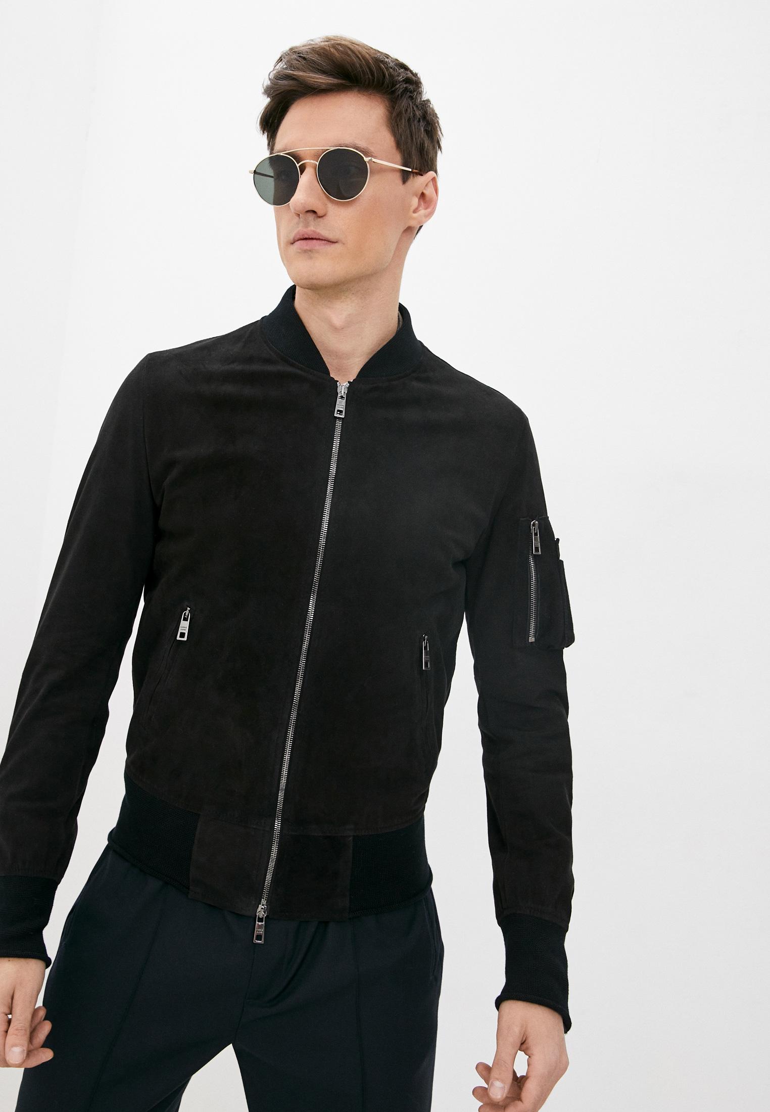 Кожаная куртка GIORGIO BRATO GU21S9495GOSU
