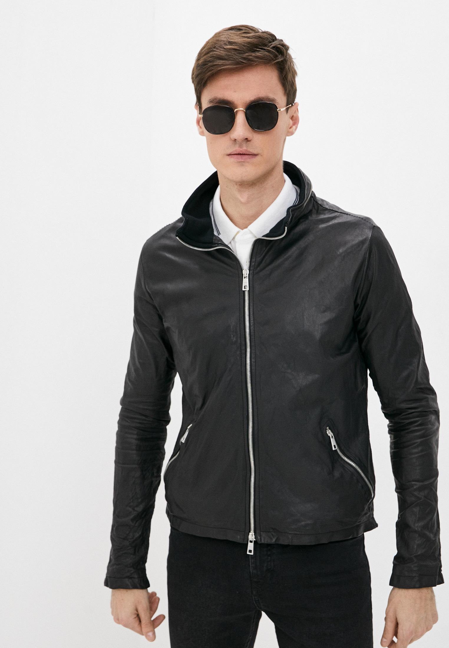 Кожаная куртка GIORGIO BRATO GU21S9686V