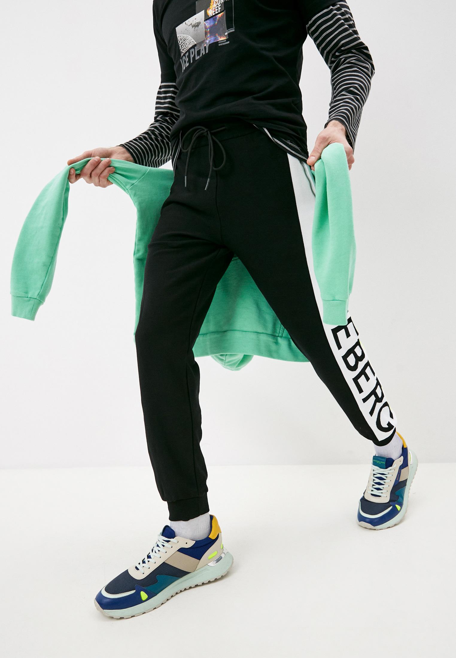 Мужские спортивные брюки Iceberg (Айсберг) I1PAB057604