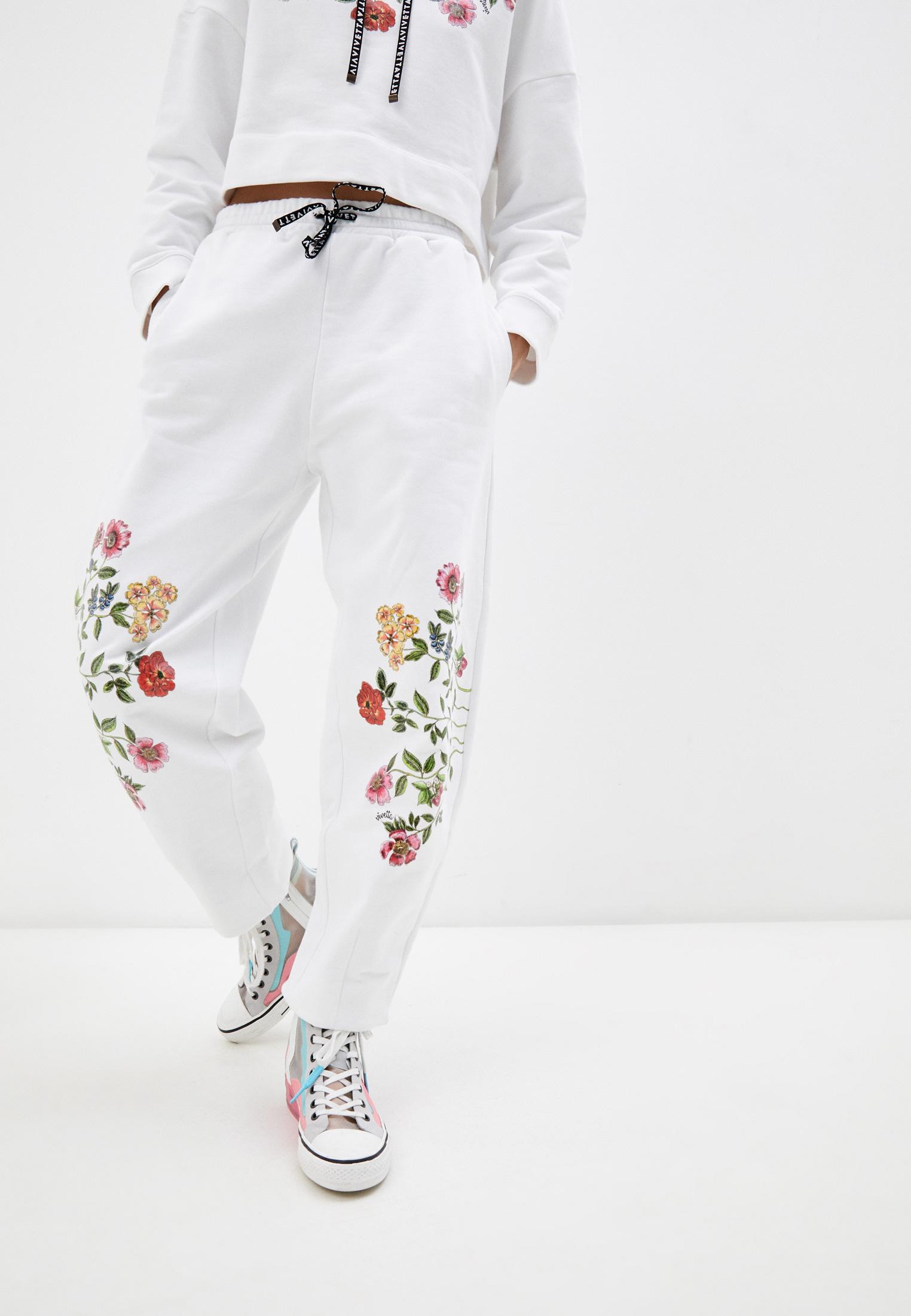 Женские спортивные брюки Vivetta V2MB0716954