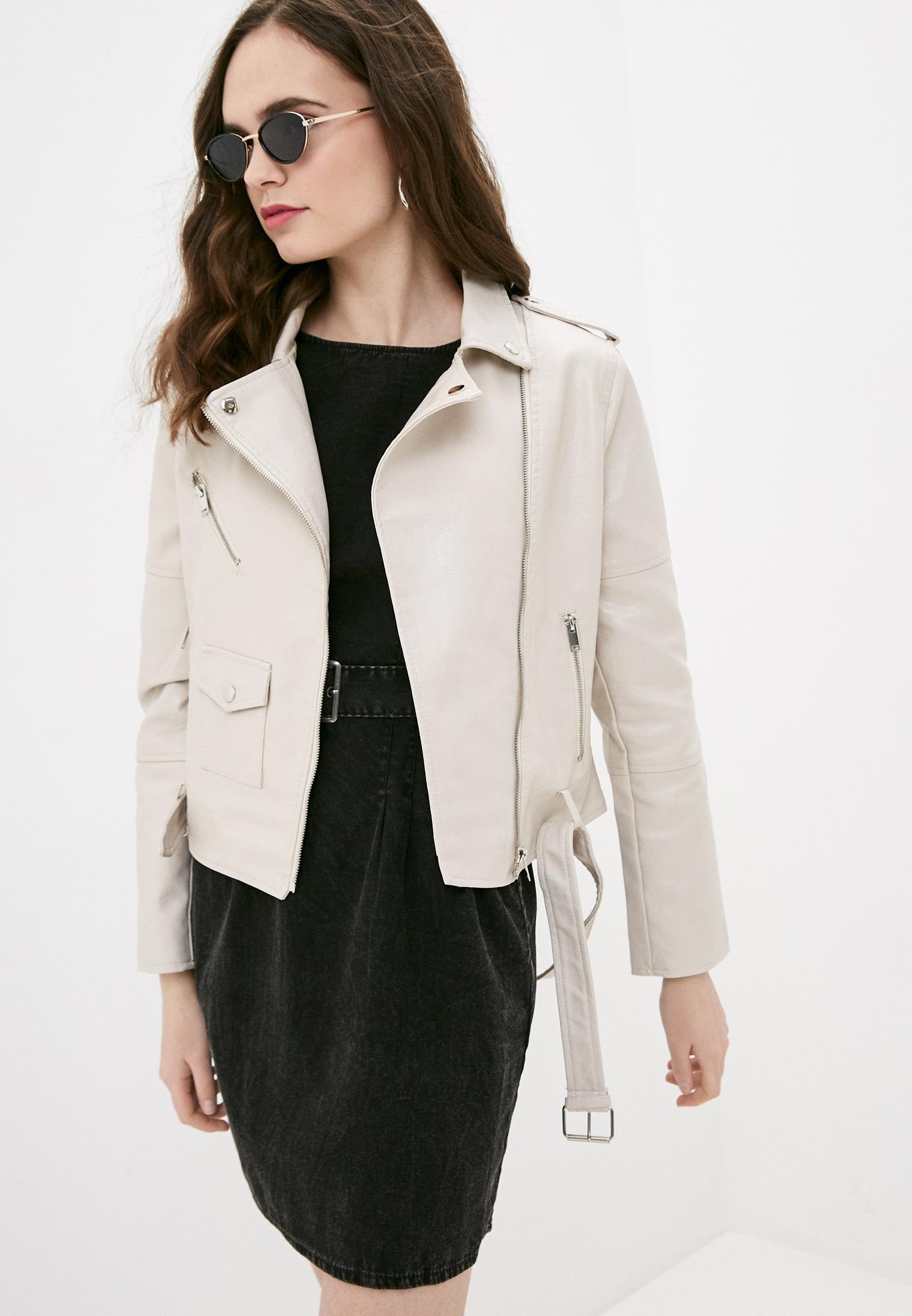 Кожаная куртка Izabella 5202
