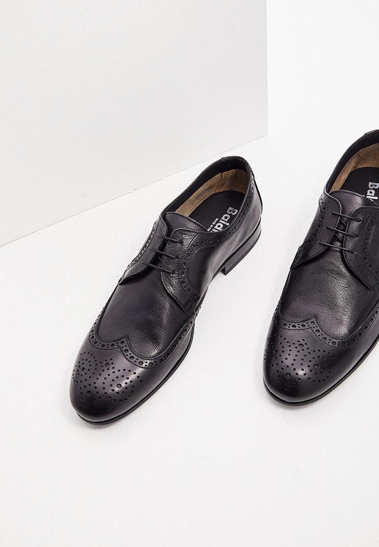 Мужские туфли Baldinini (Балдинини) 196708XSOFT000000XXX: изображение 4