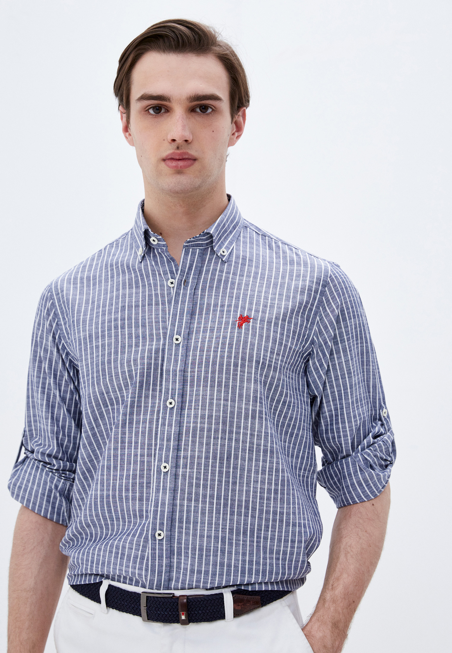 Рубашка с длинным рукавом Denim Culture B7784002N