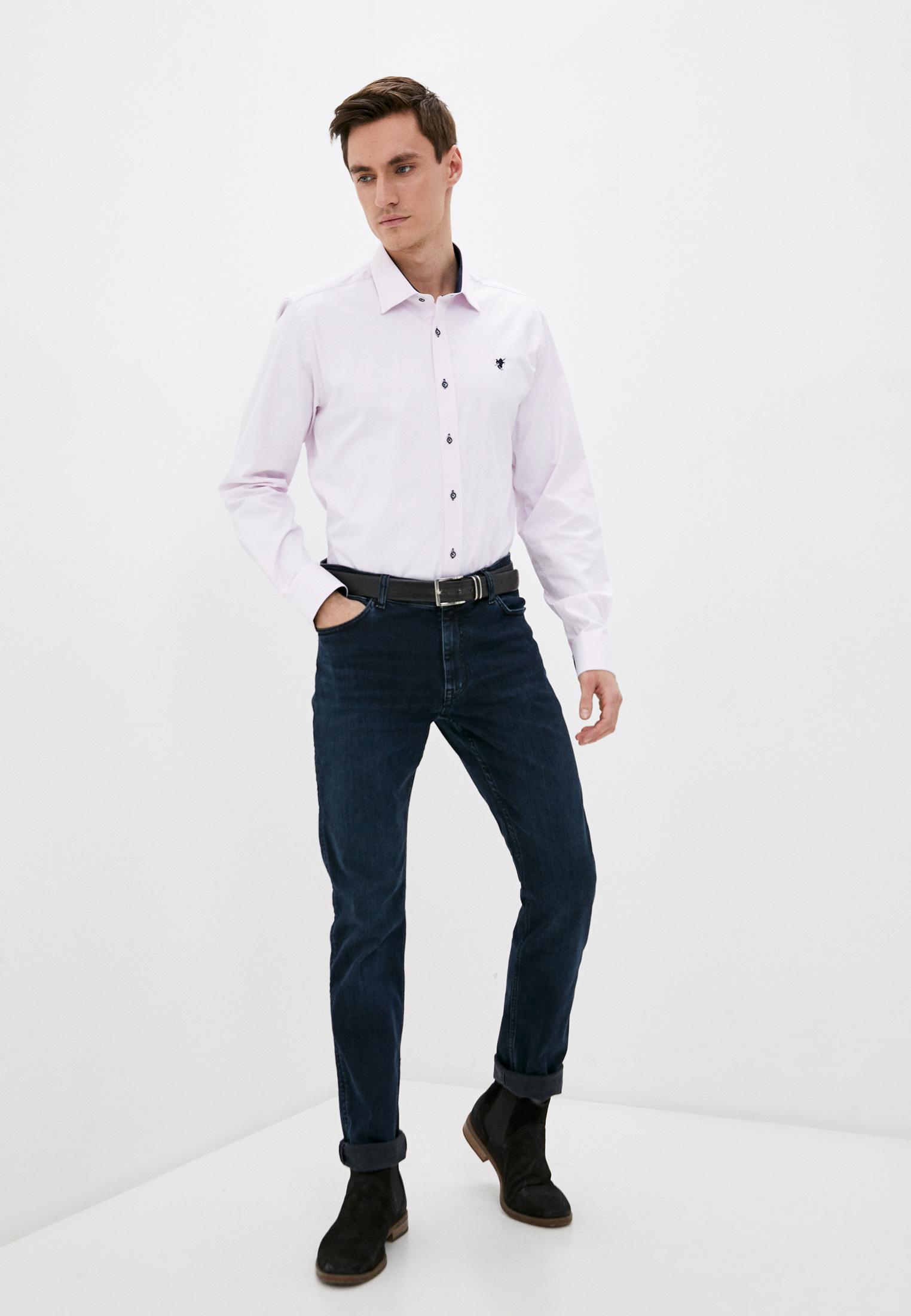 Рубашка с длинным рукавом Denim Culture B7902010P: изображение 2