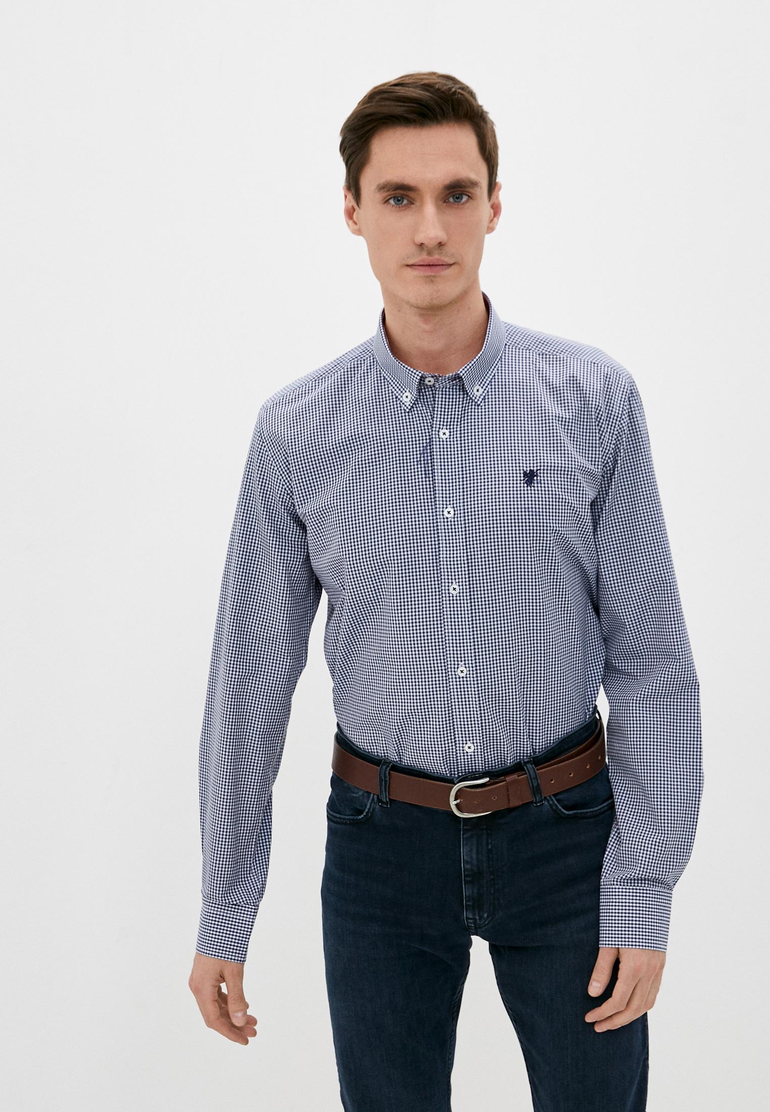 Рубашка с длинным рукавом Denim Culture Рубашка Denim Culture