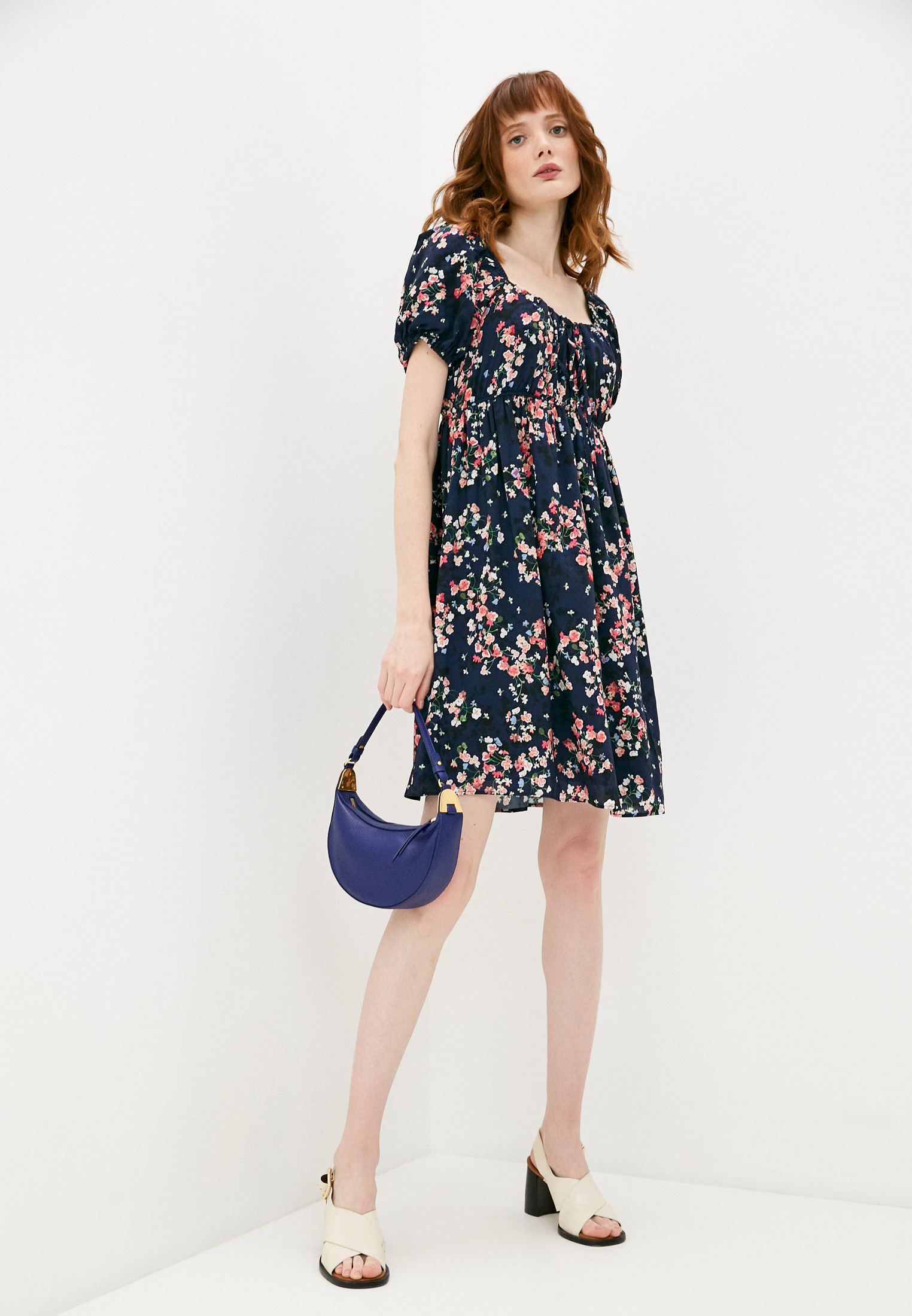 Повседневное платье Pietro Brunelli Milano AG0454: изображение 3