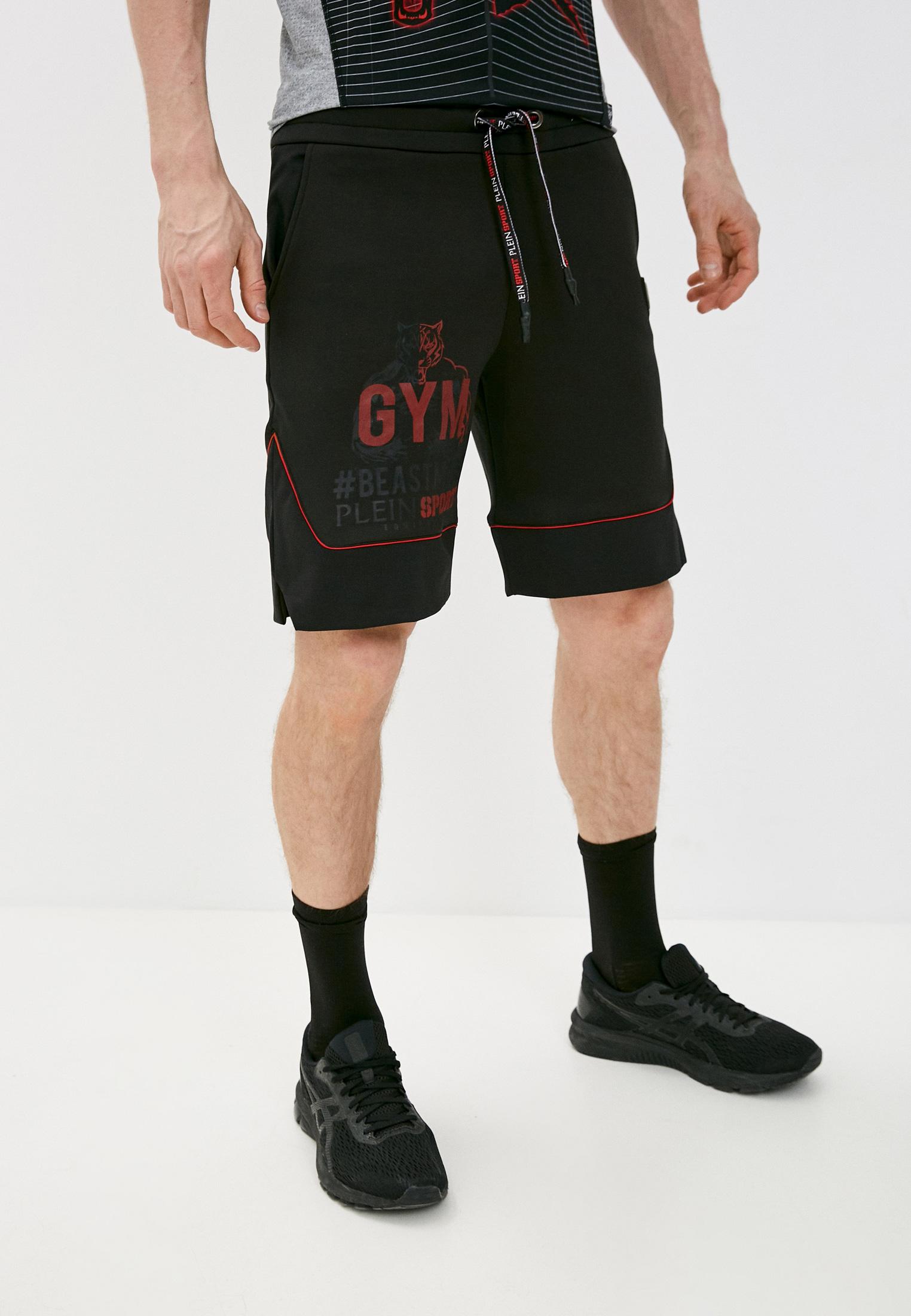 Мужские повседневные шорты Plein Sport A17CMJT0280SJO001N