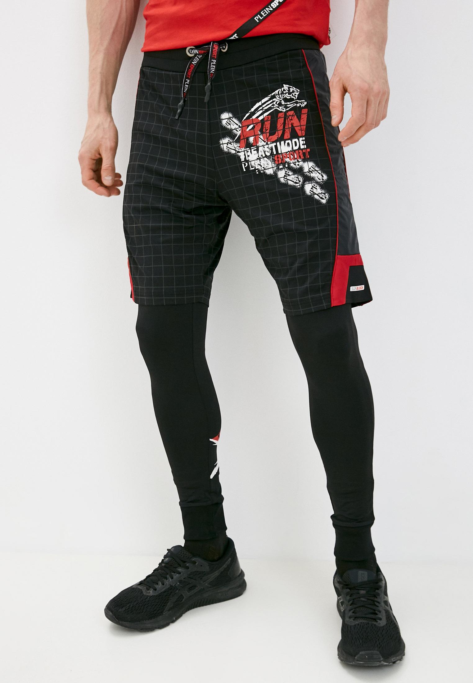 Мужские спортивные брюки Plein Sport Брюки спортивные Plein Sport