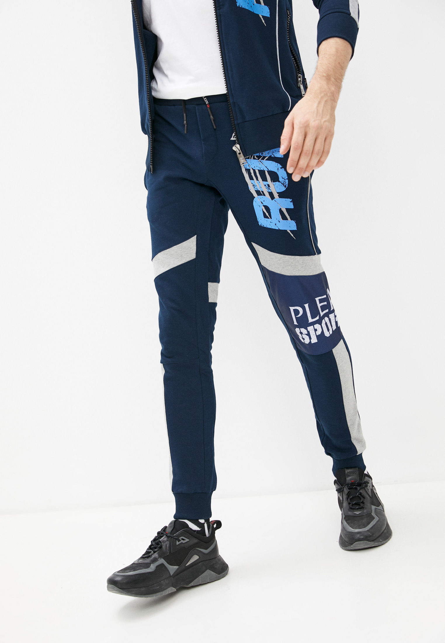 Мужские спортивные брюки Plein Sport A17CMJT0297SJO001N