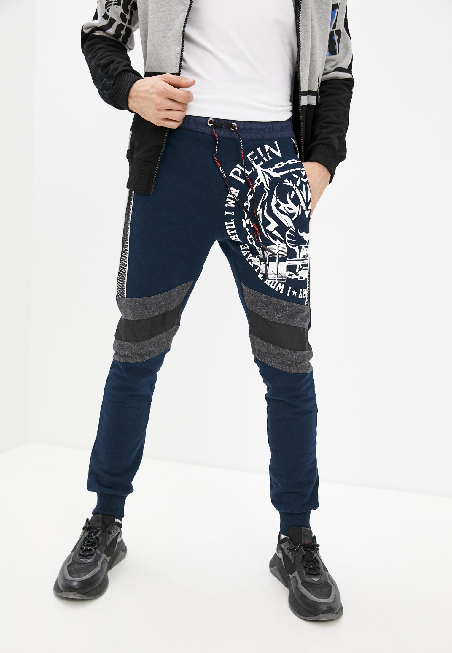 Мужские спортивные брюки Plein Sport A17CMJT0299SJO001N