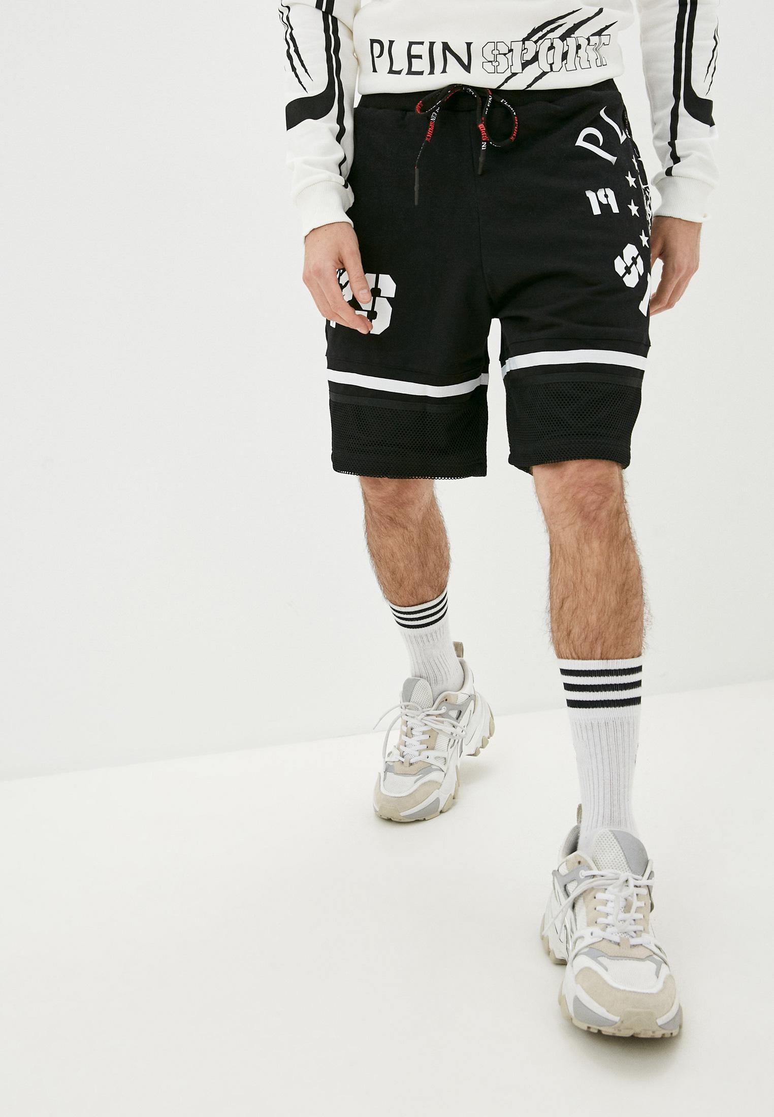Мужские повседневные шорты Plein Sport A17CMJT0310SJO001N