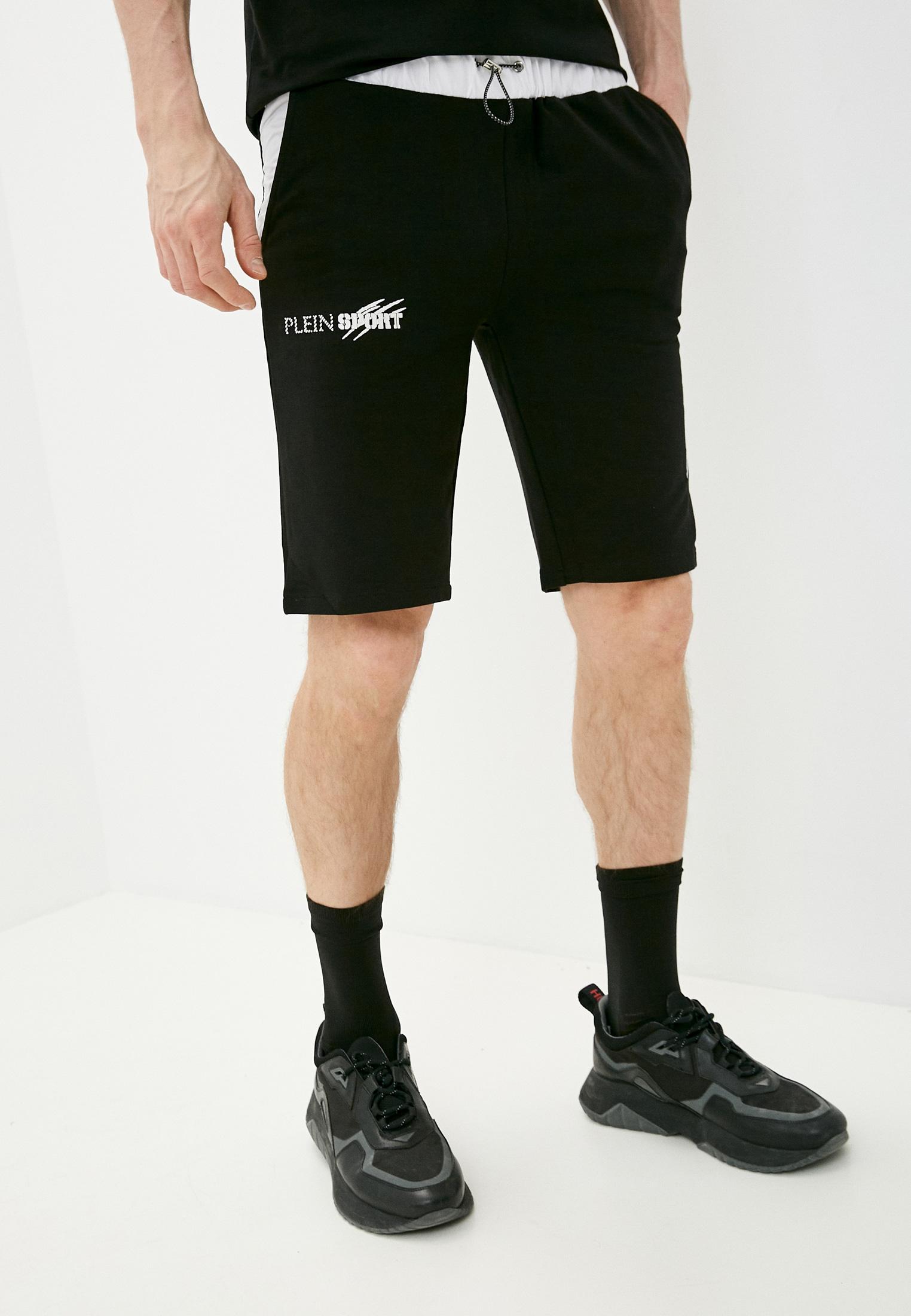 Мужские повседневные шорты Plein Sport A18CMJT0750SJO001N
